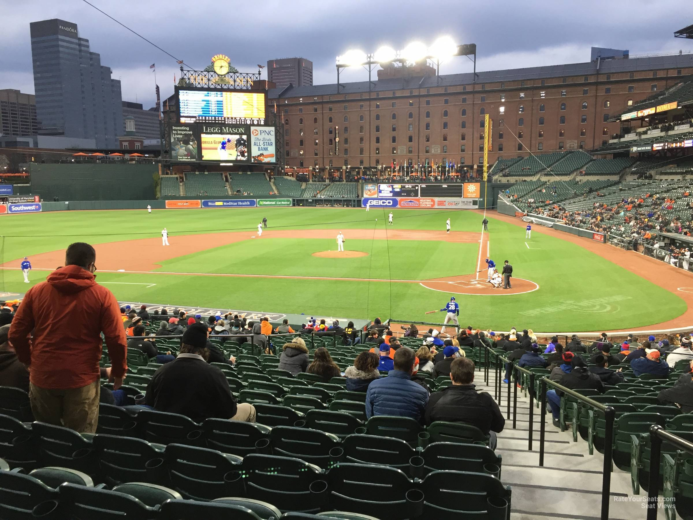 Oriole Park Section 46 Rateyourseats Com