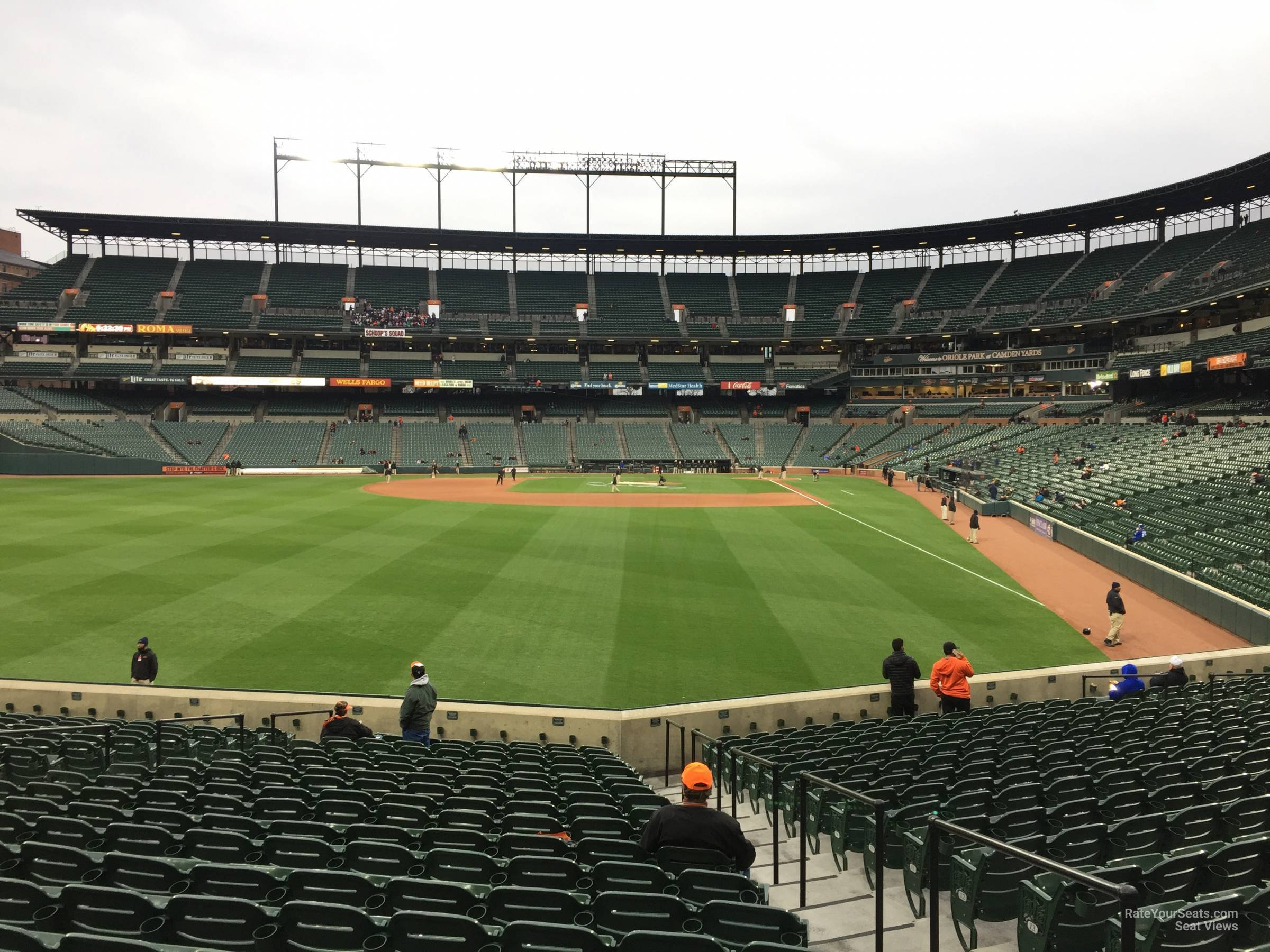 Oriole Park Section 78 Rateyourseats Com