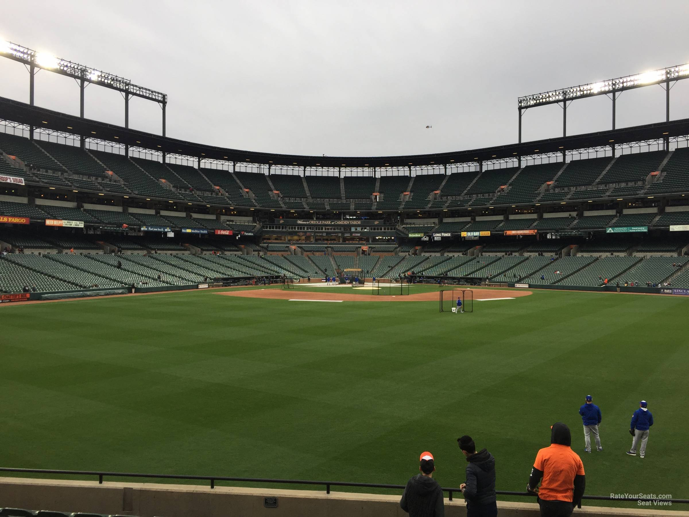 Oriole Park Section 92 Rateyourseats Com