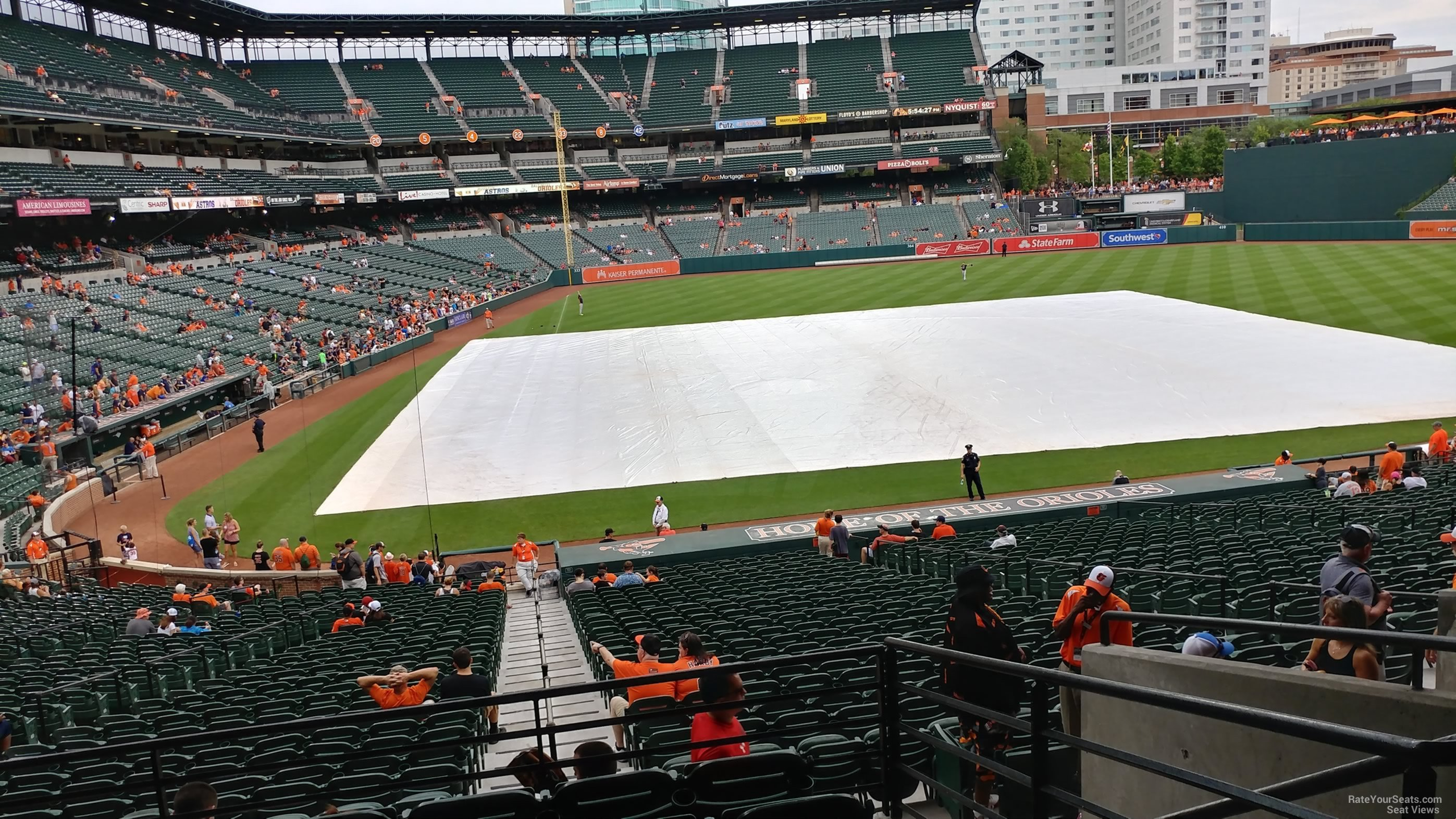 Oriole Park Section 27 Rateyourseats Com