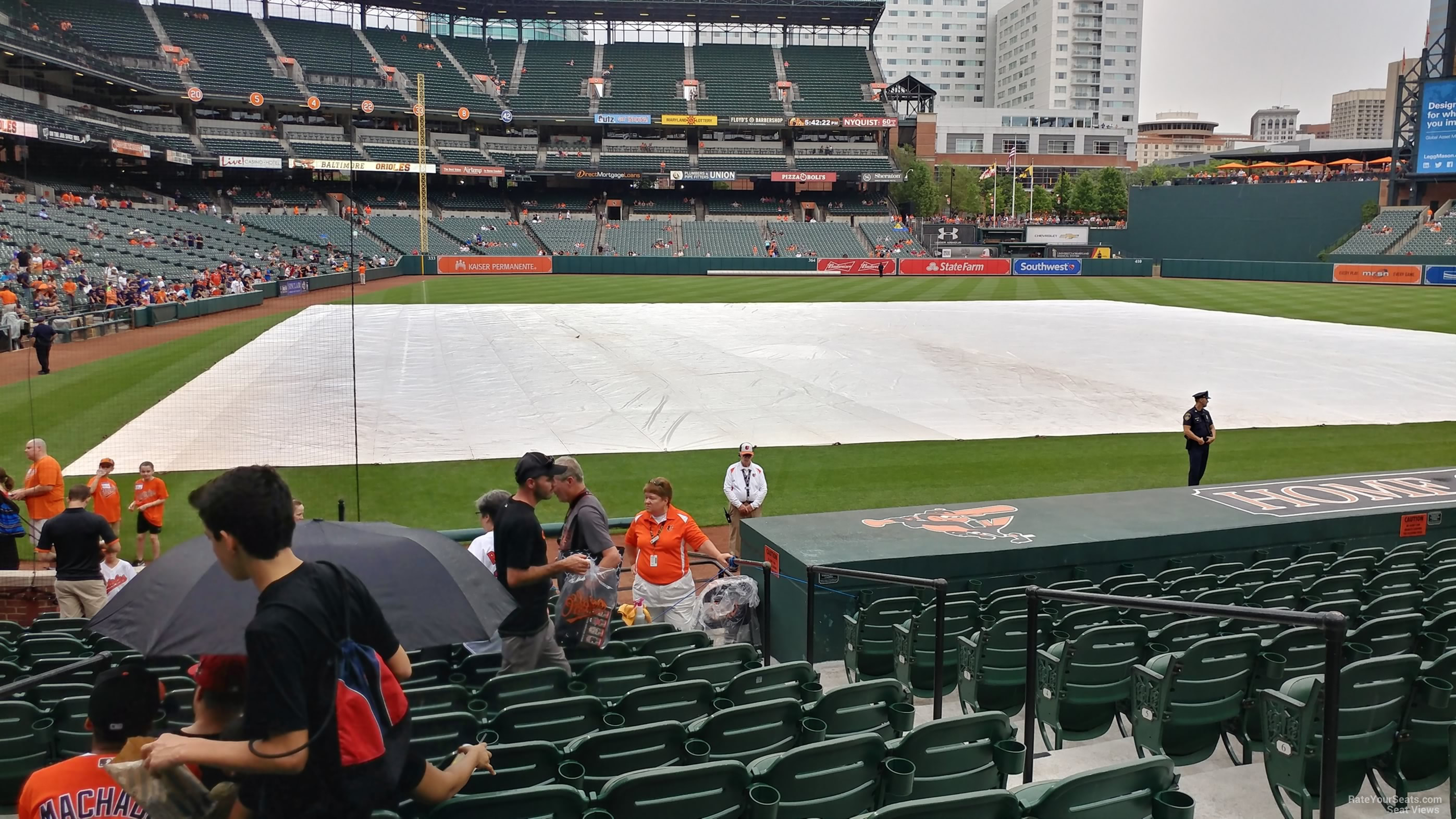 Oriole Park Section 28 Rateyourseats Com