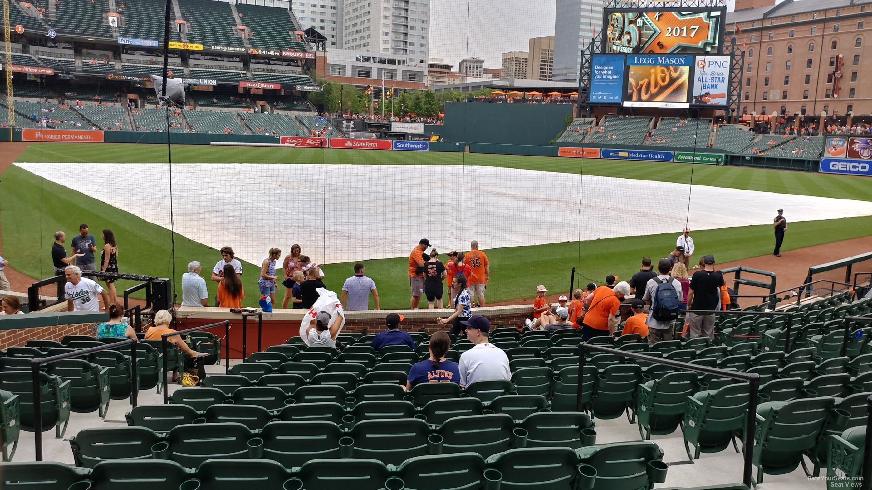 Oriole Park Section 34 Rateyourseats Com