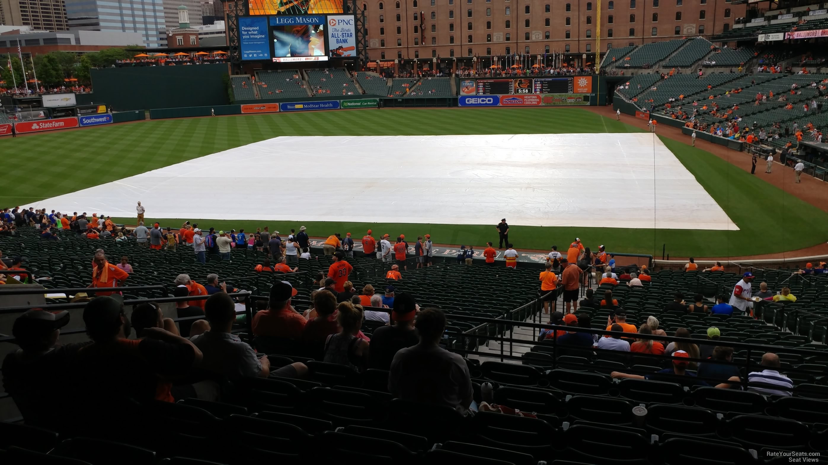 Oriole Park Section 47 Rateyourseats Com