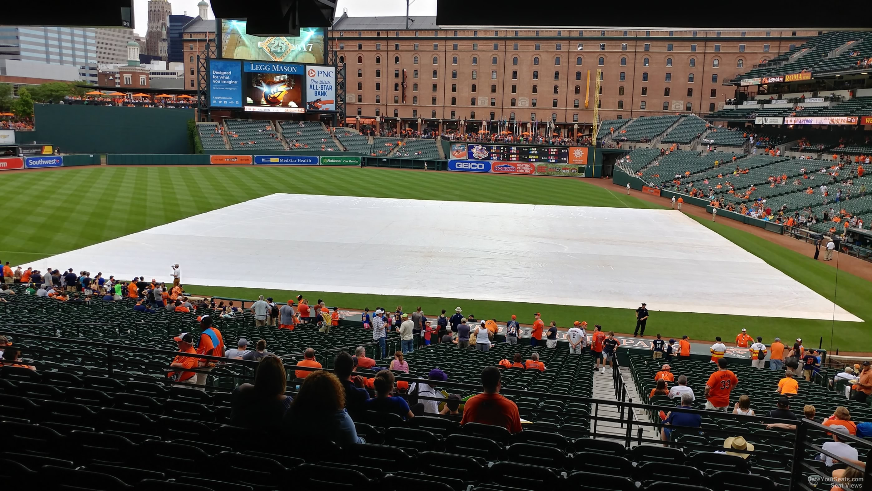 Oriole Park Section 49 Rateyourseats Com