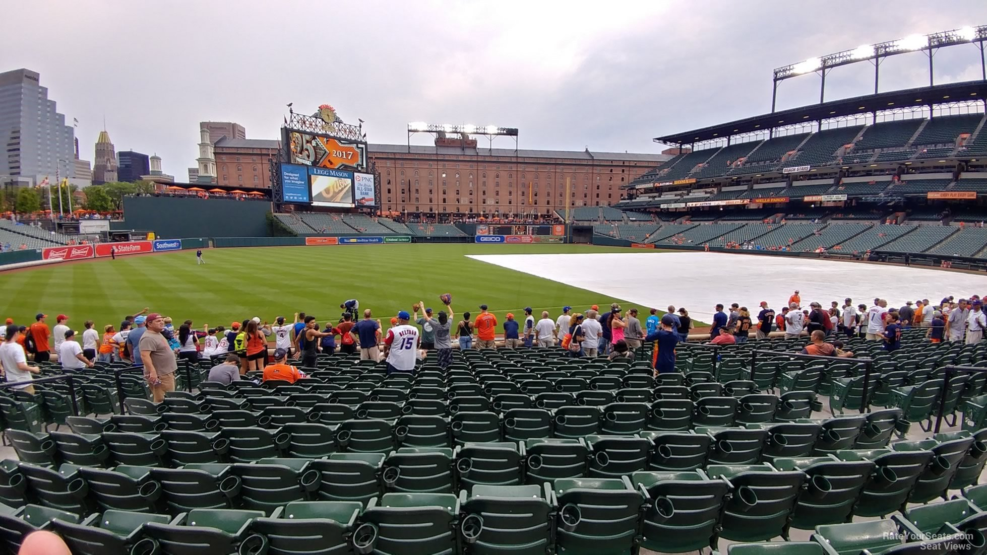 Oriole Park Section 62 Rateyourseats Com