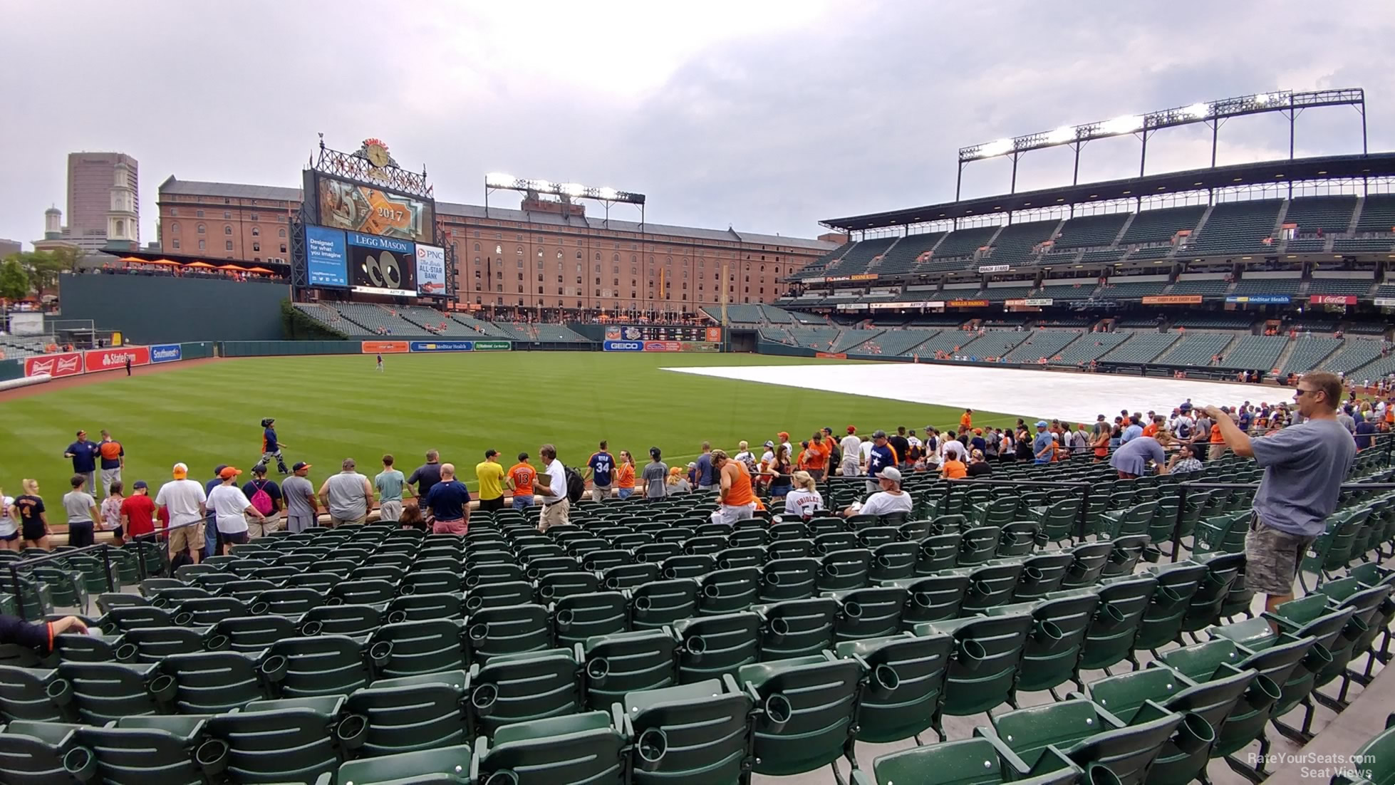 Oriole Park Section 66 Rateyourseats Com