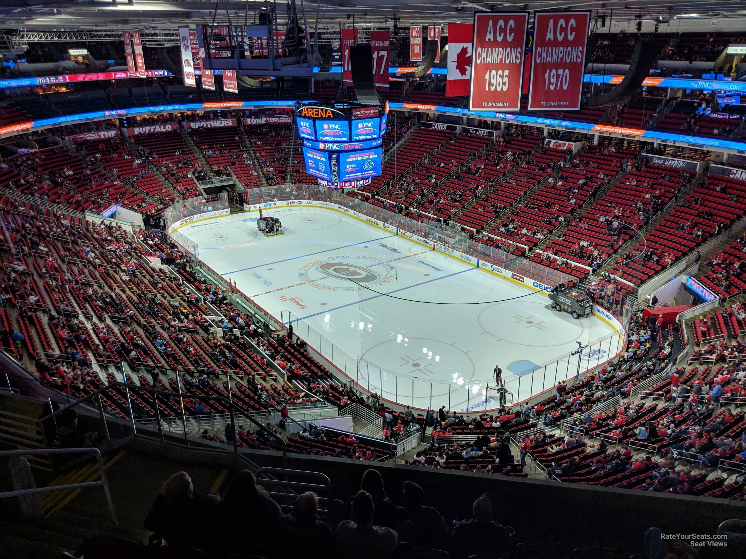 Section 336 seat view