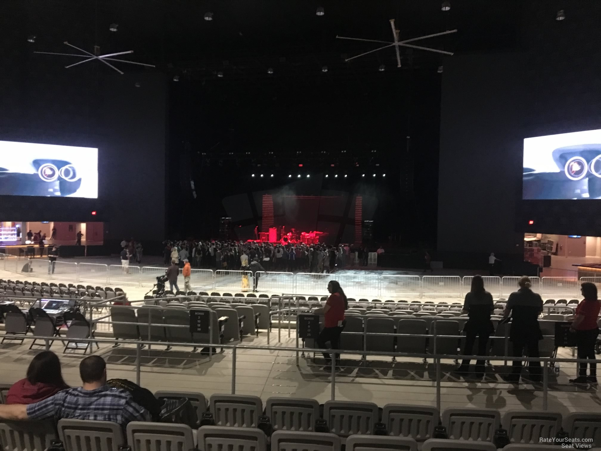 The Pavilion At Toyota Music Factory Section 301