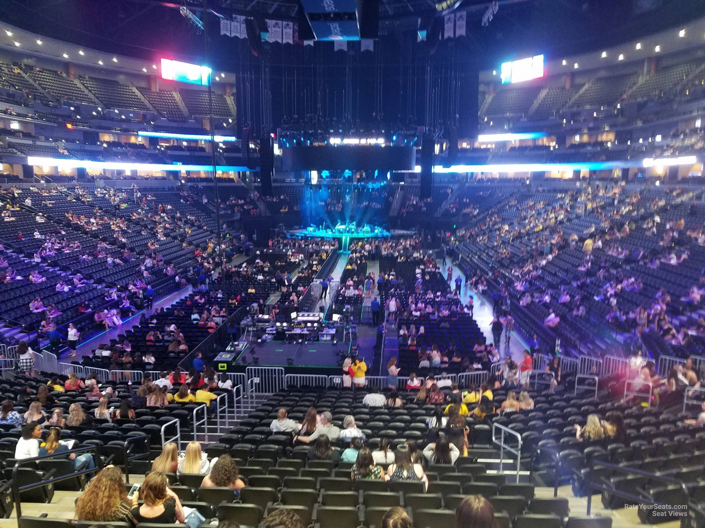 Section 112 At Pepsi Center For Concerts Rateyourseats Com