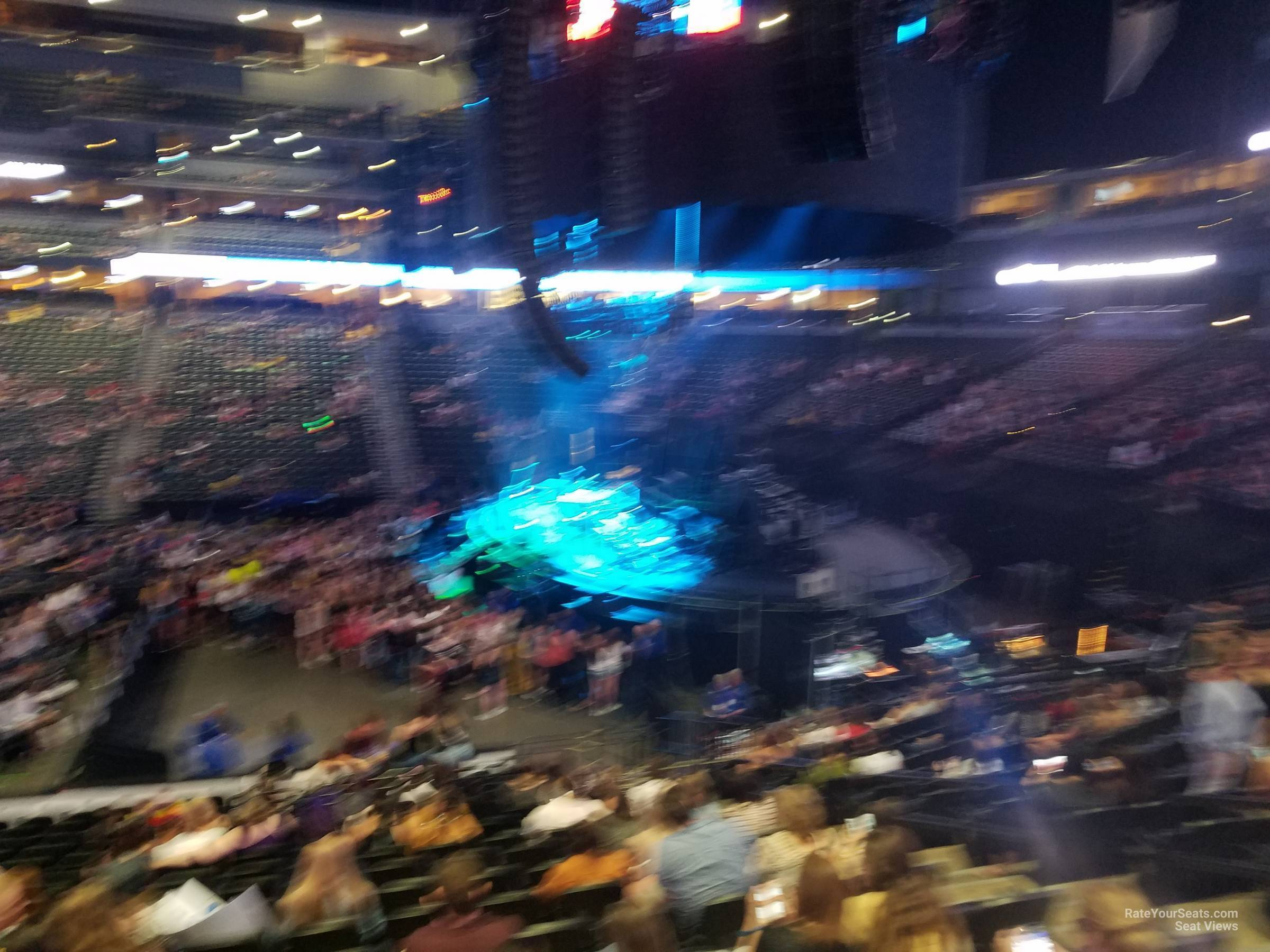 Section 146 At Pepsi Center For Concerts Rateyourseats Com