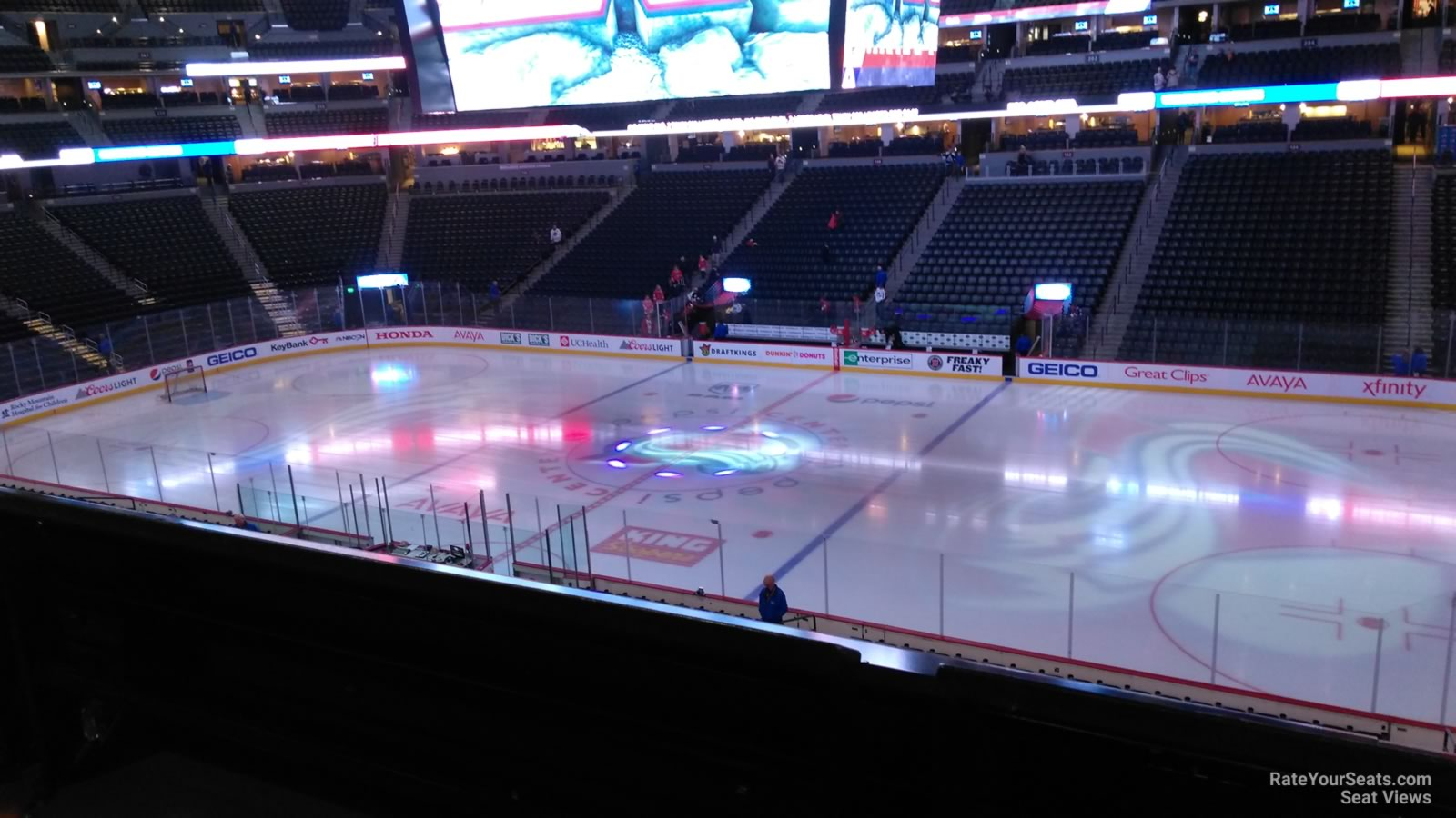 Section 226 seat view