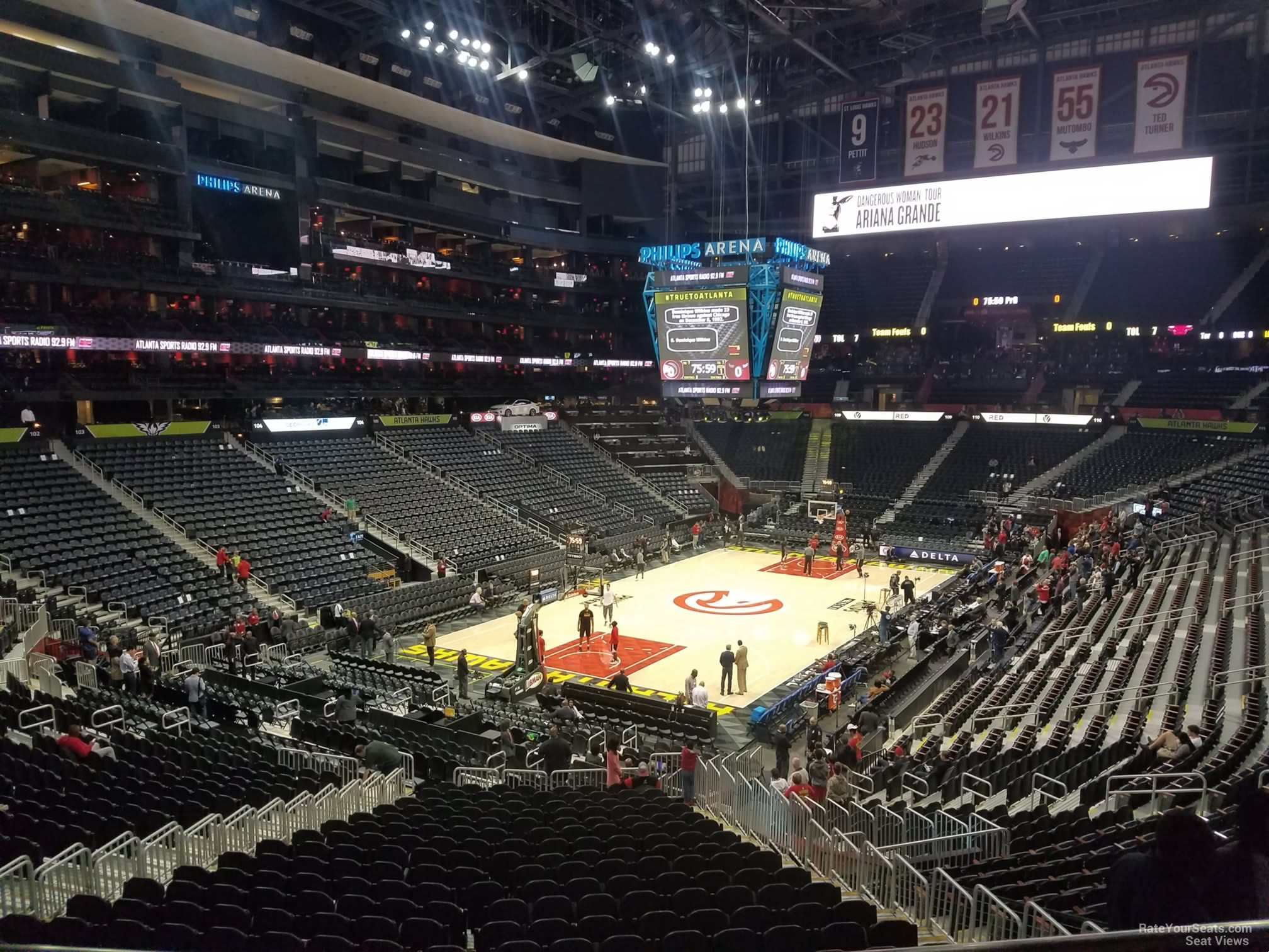 Philips arena events