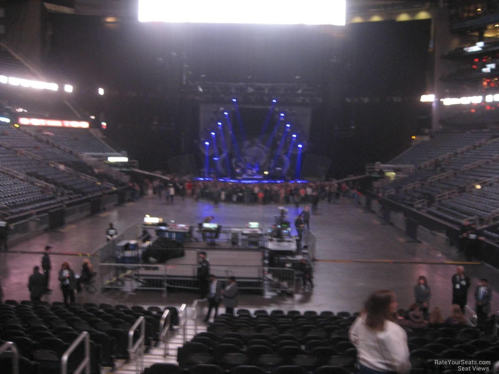 State Farm Arena Section 113 Concert Seating Rateyourseatscom