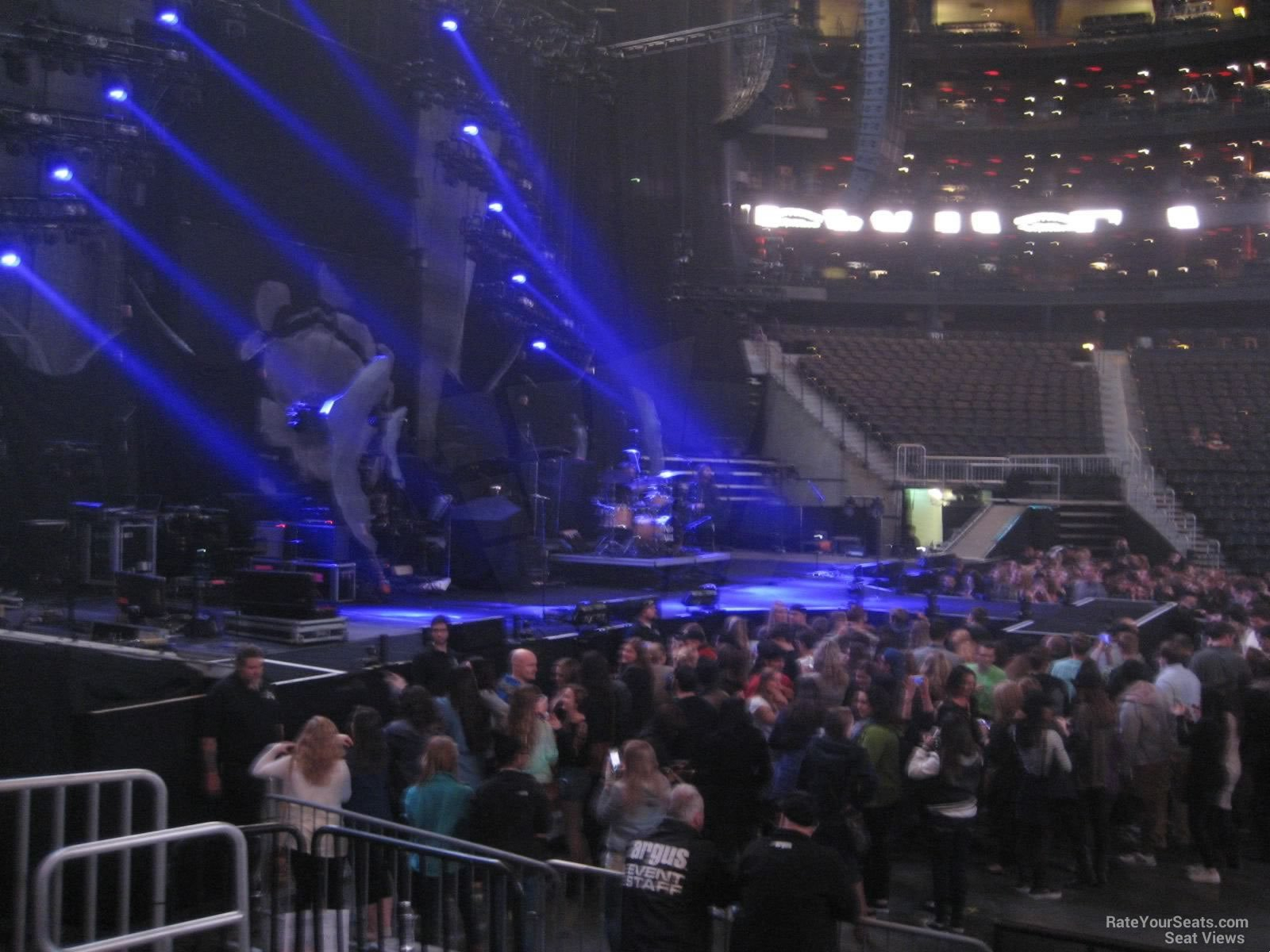 State farm arena section 121 concert seating rateyourseats com