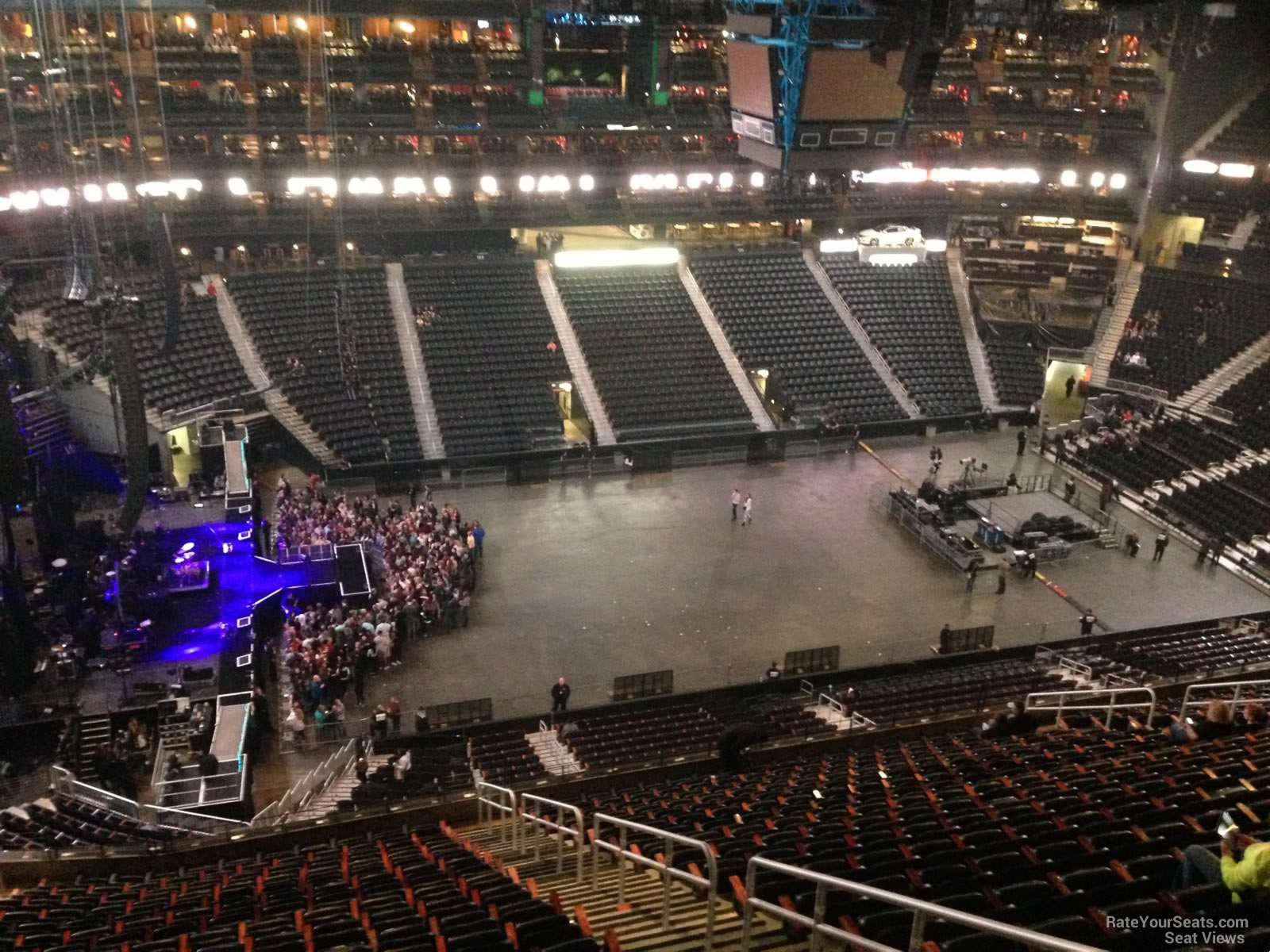 State Farm Arena Section 413 Concert Seating