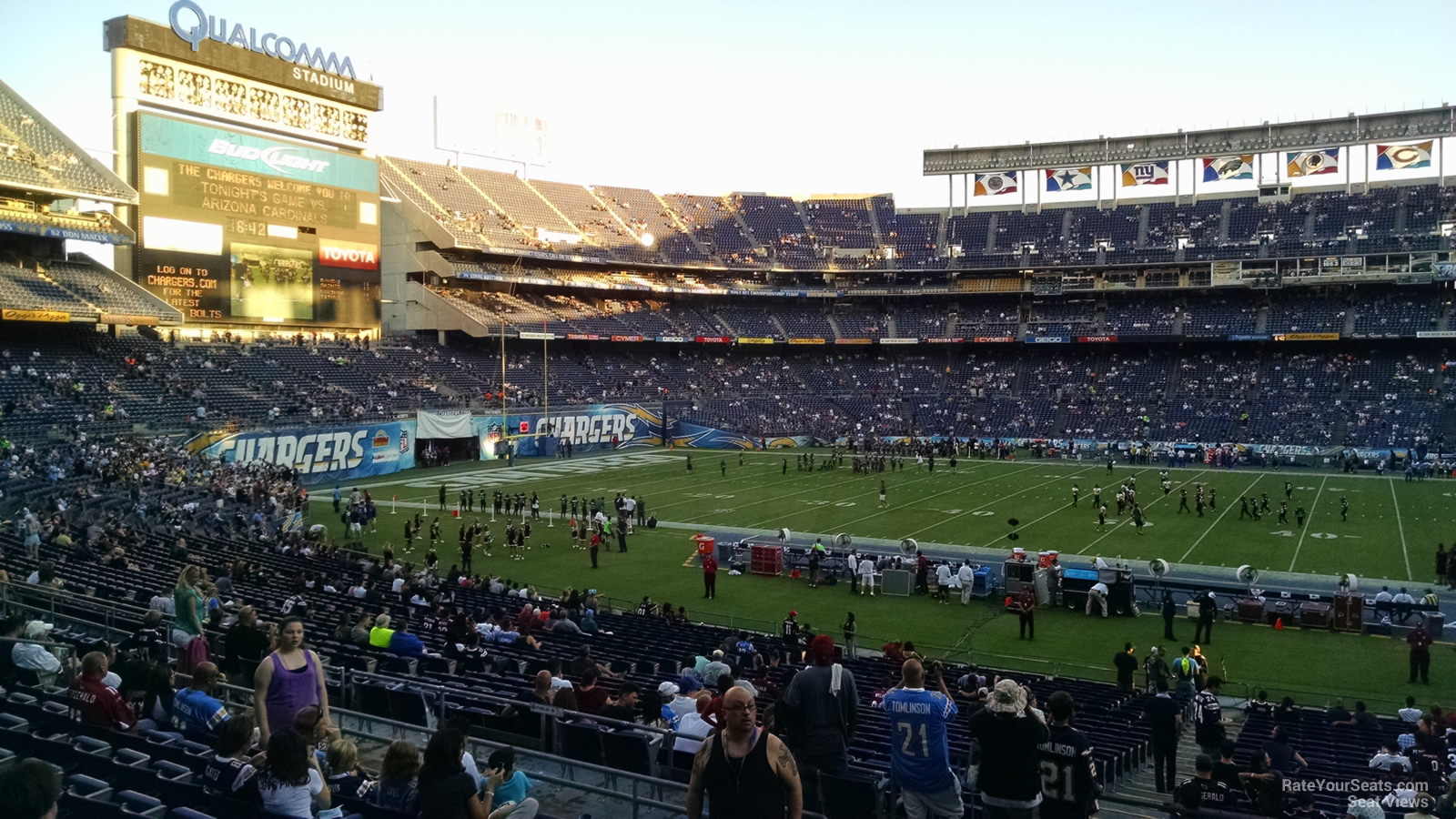 Sdccu Stadium Plaza 7 Rateyourseats Com