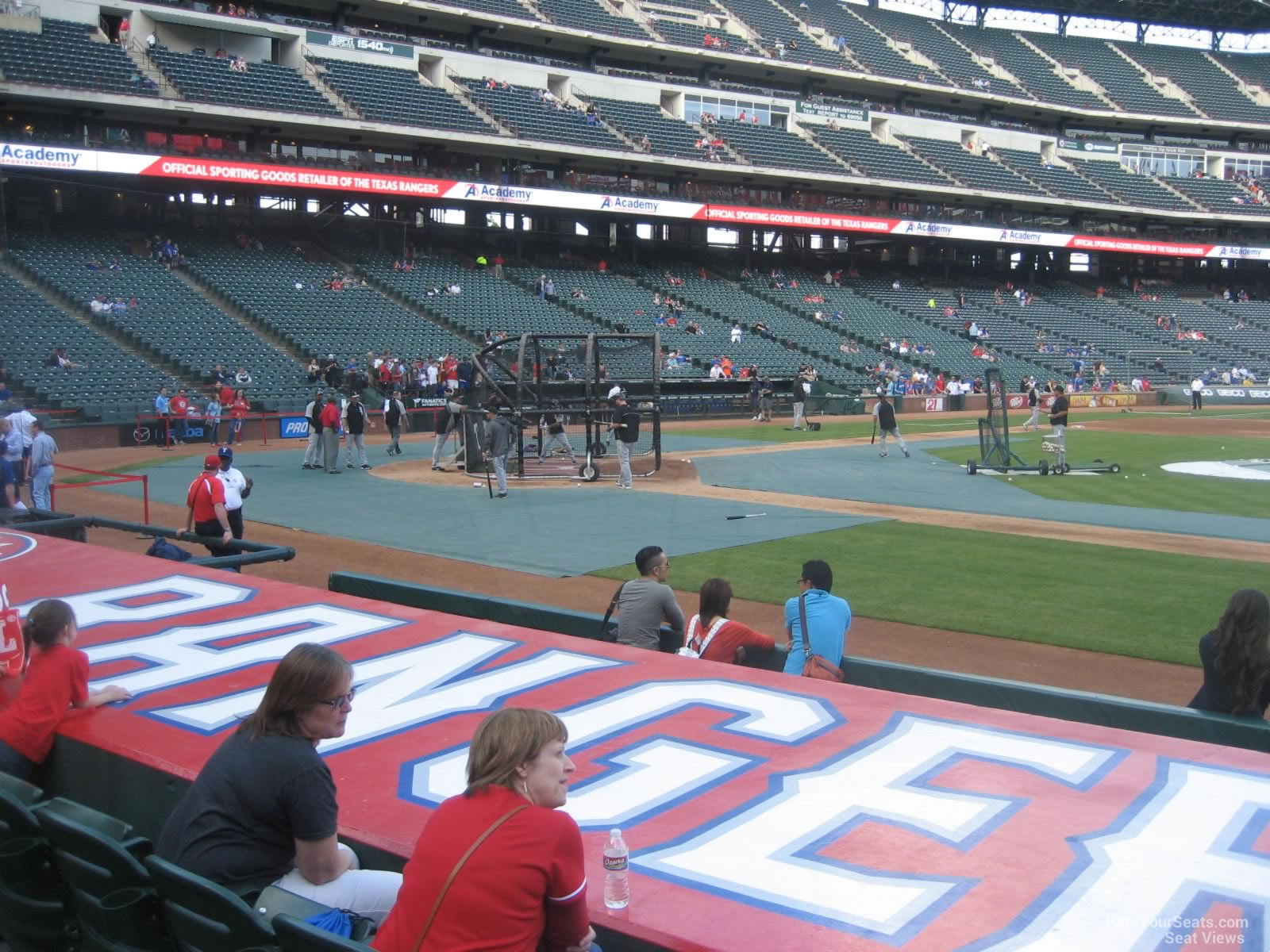 19 Best Of Globe Life Park Seating Map