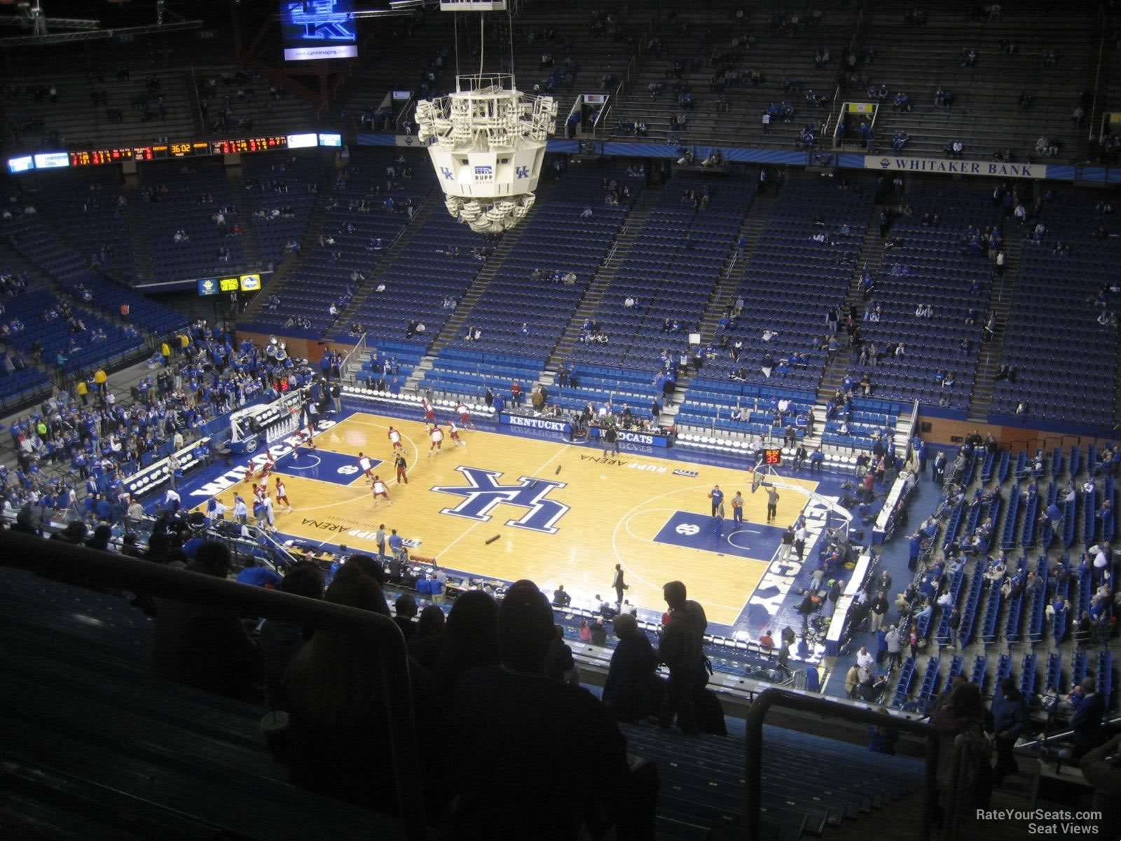 Seat View for Rupp Arena Section 228, ...