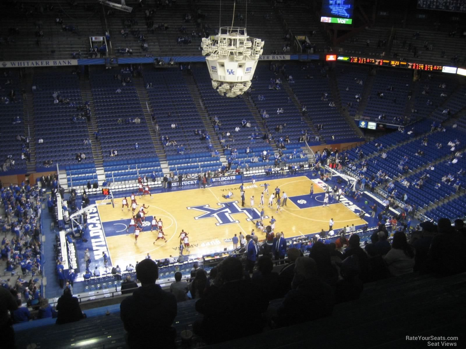 Seat View For Rupp Arena Section 232