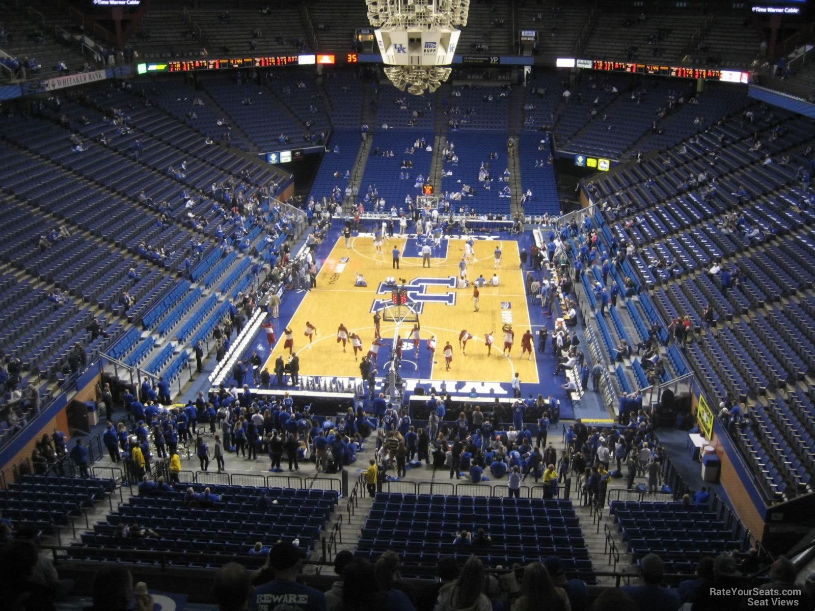 Rupp Arena Section 240 Rateyourseats Com