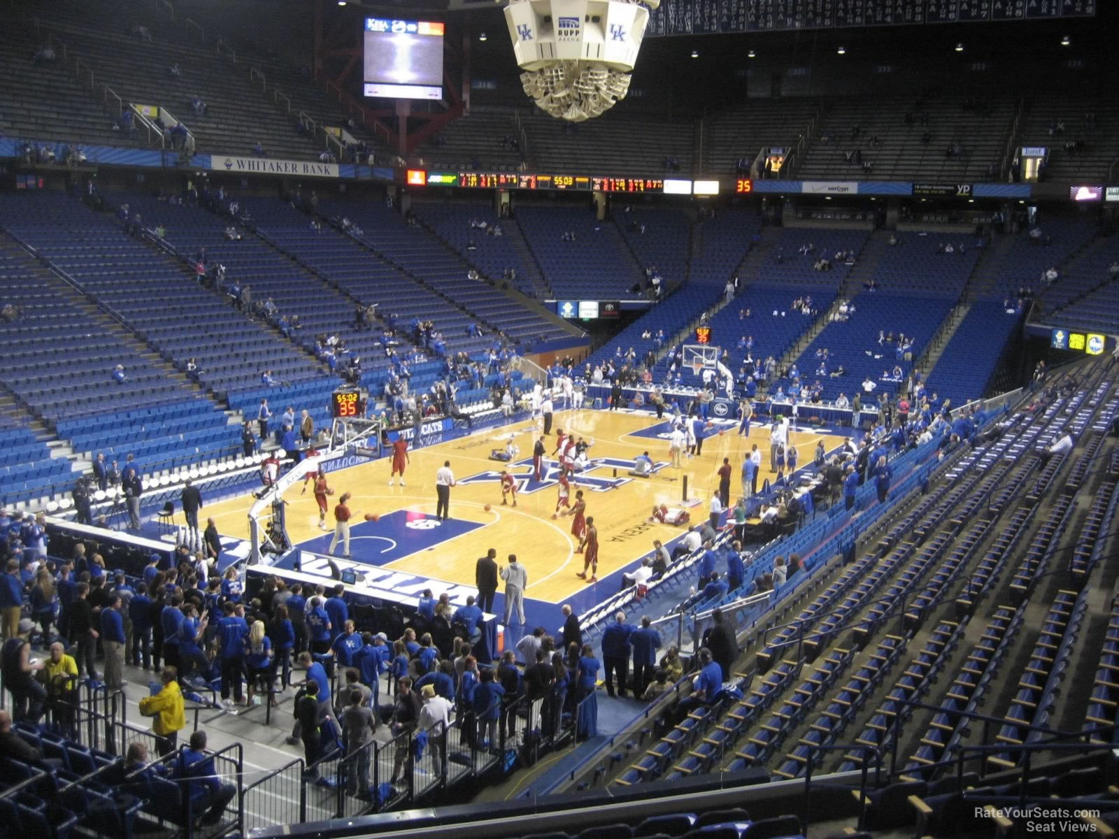Section 36 seat view