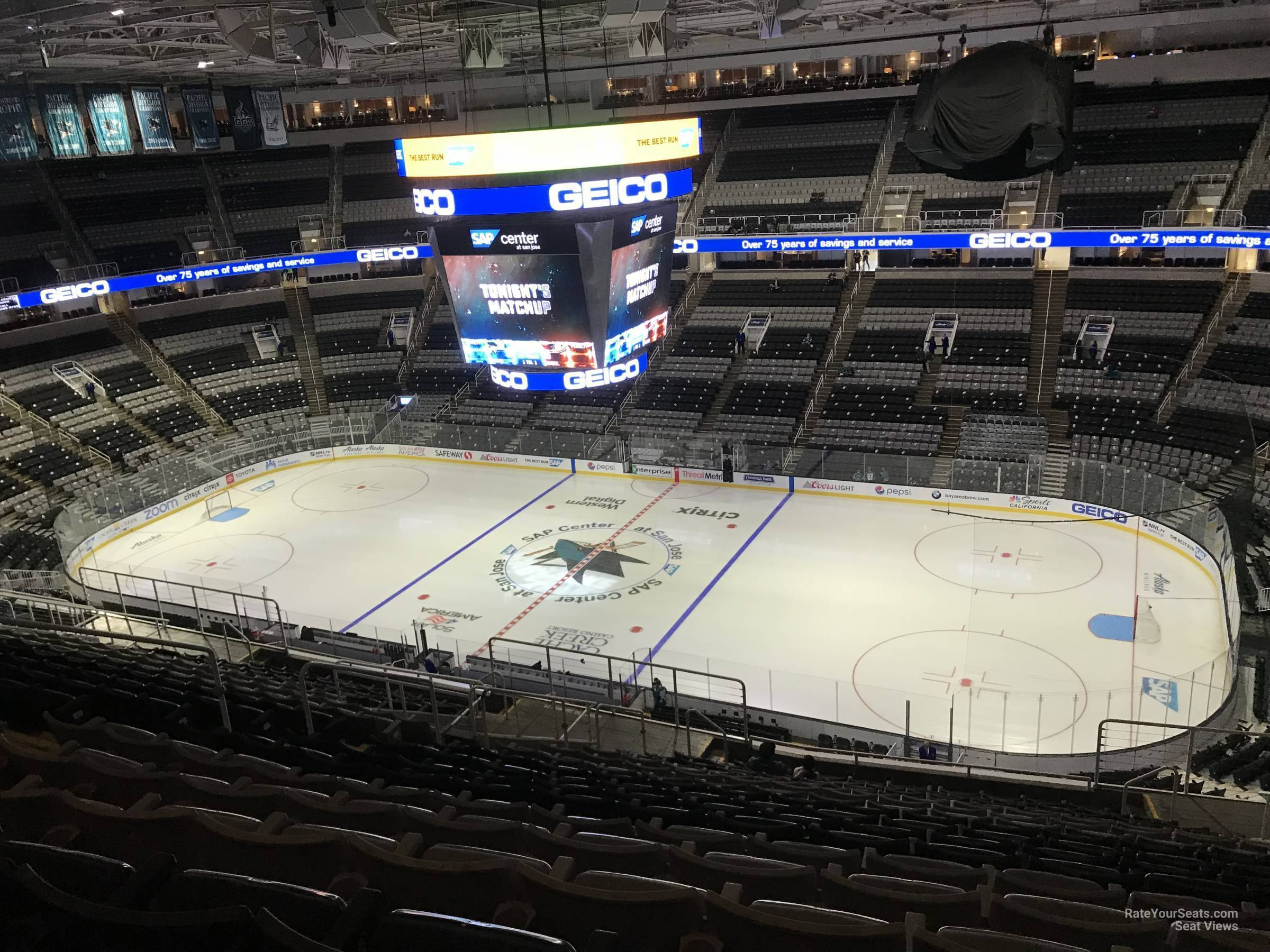 Section 227 seat view