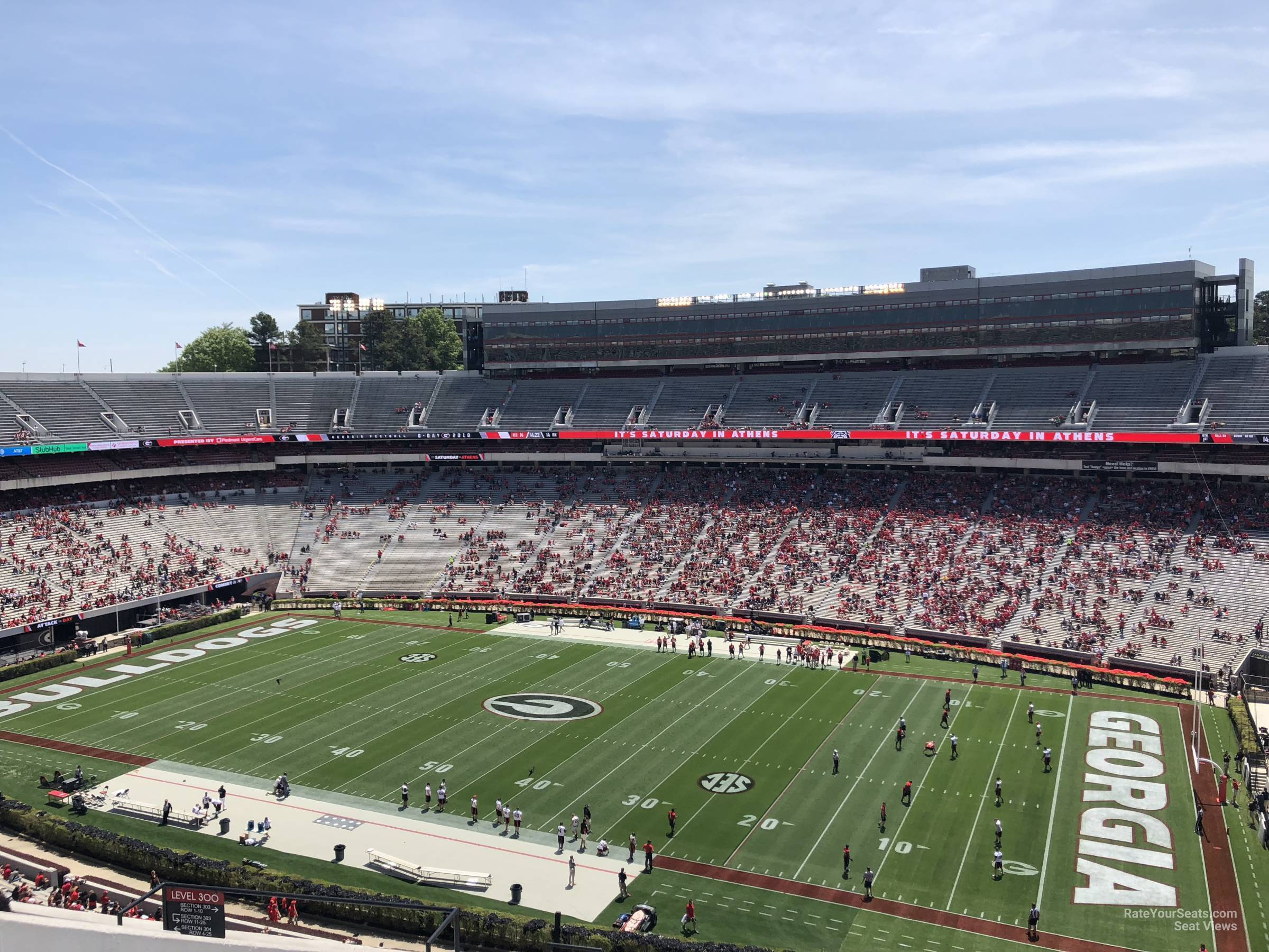 sanford stadium section 303 bankruptcy