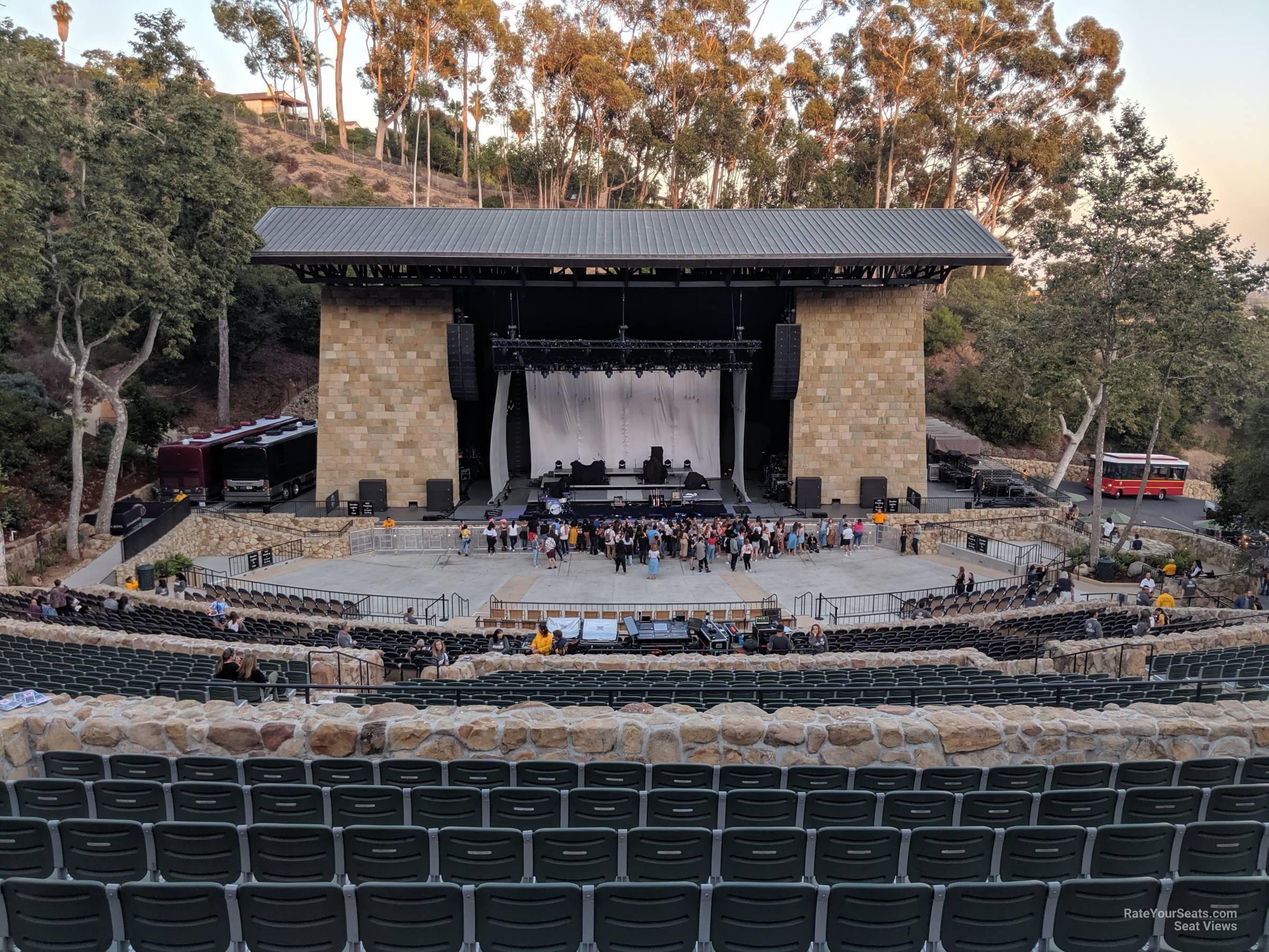 Section E At Santa Barbara Bowl Rateyourseats Com