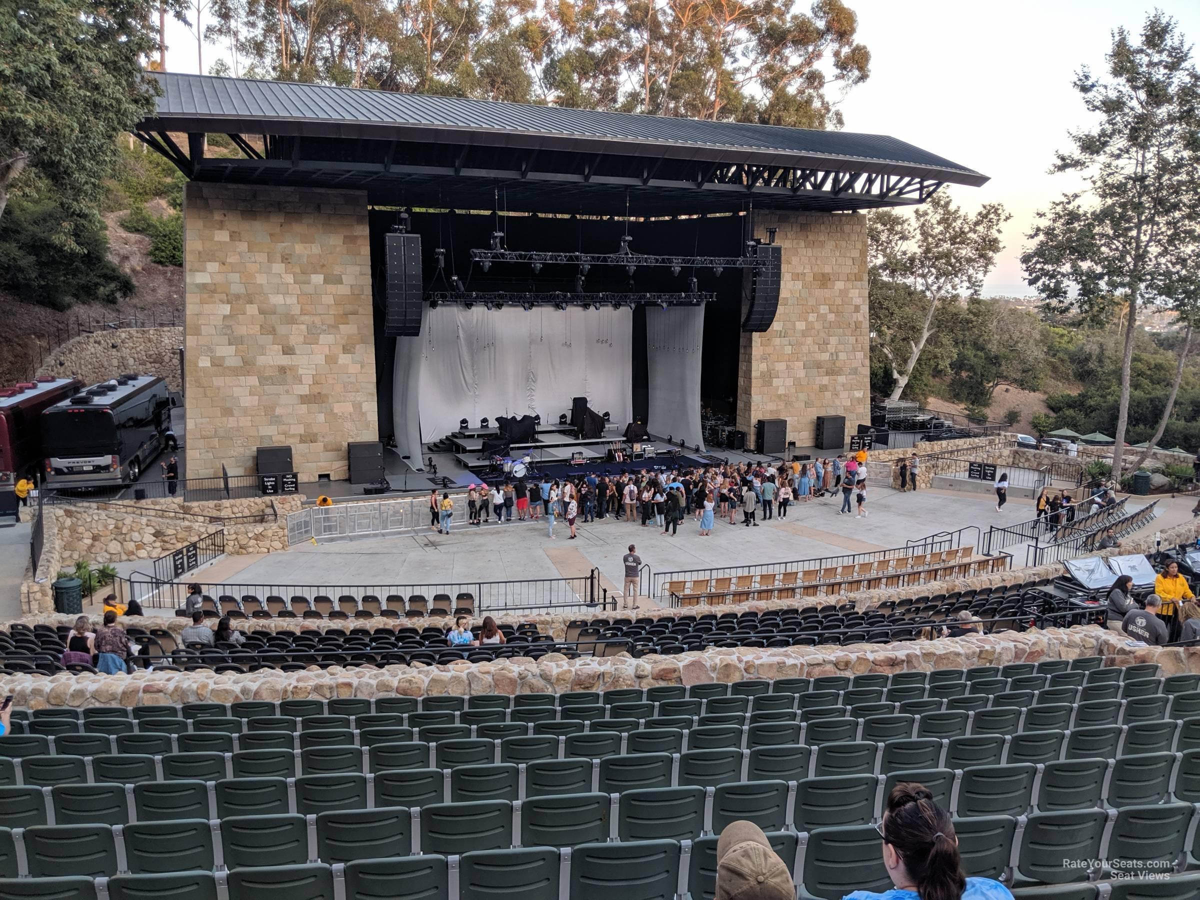 Section I At Santa Barbara Bowl Rateyourseats Com