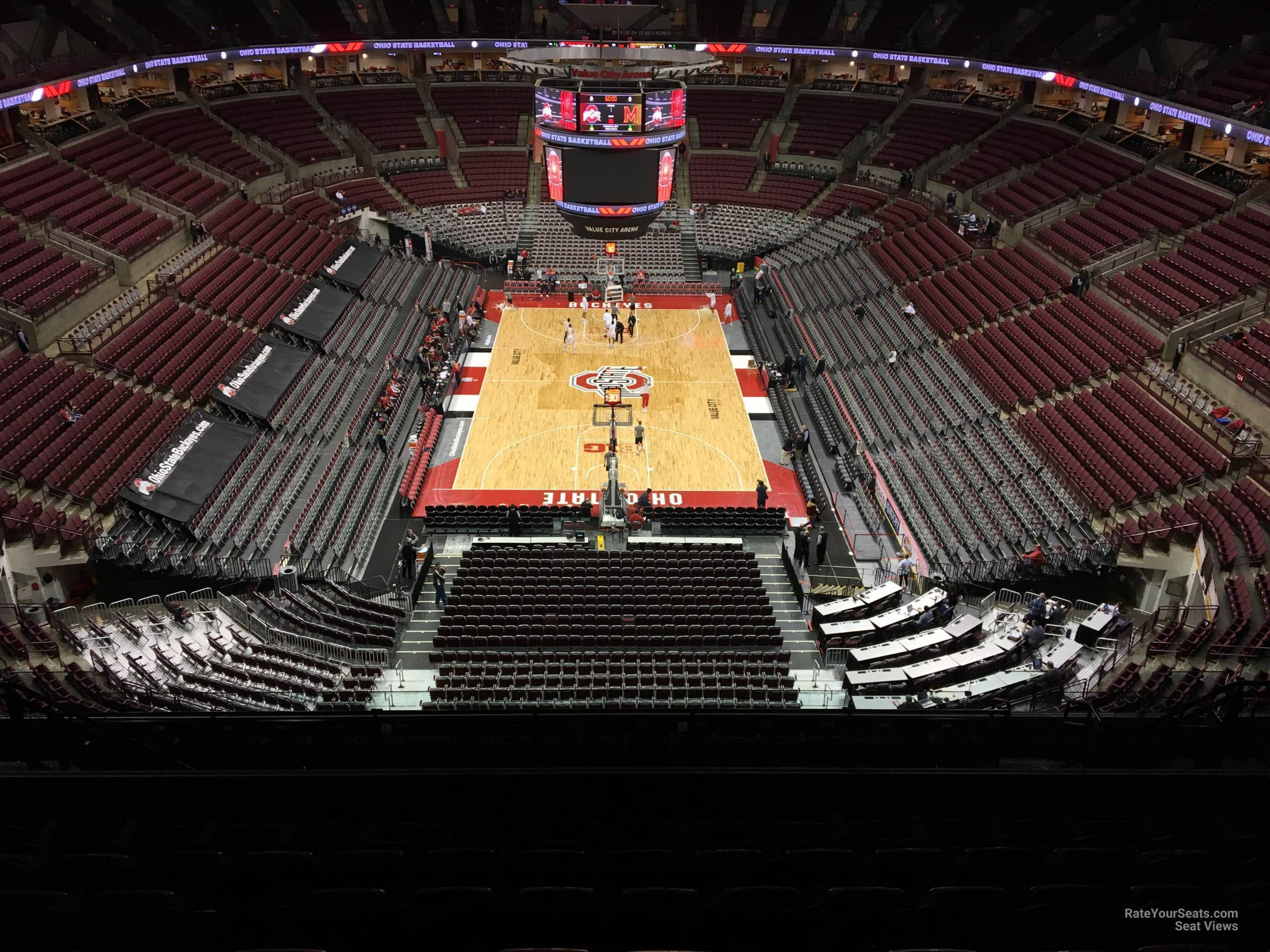 Section 331 seat view