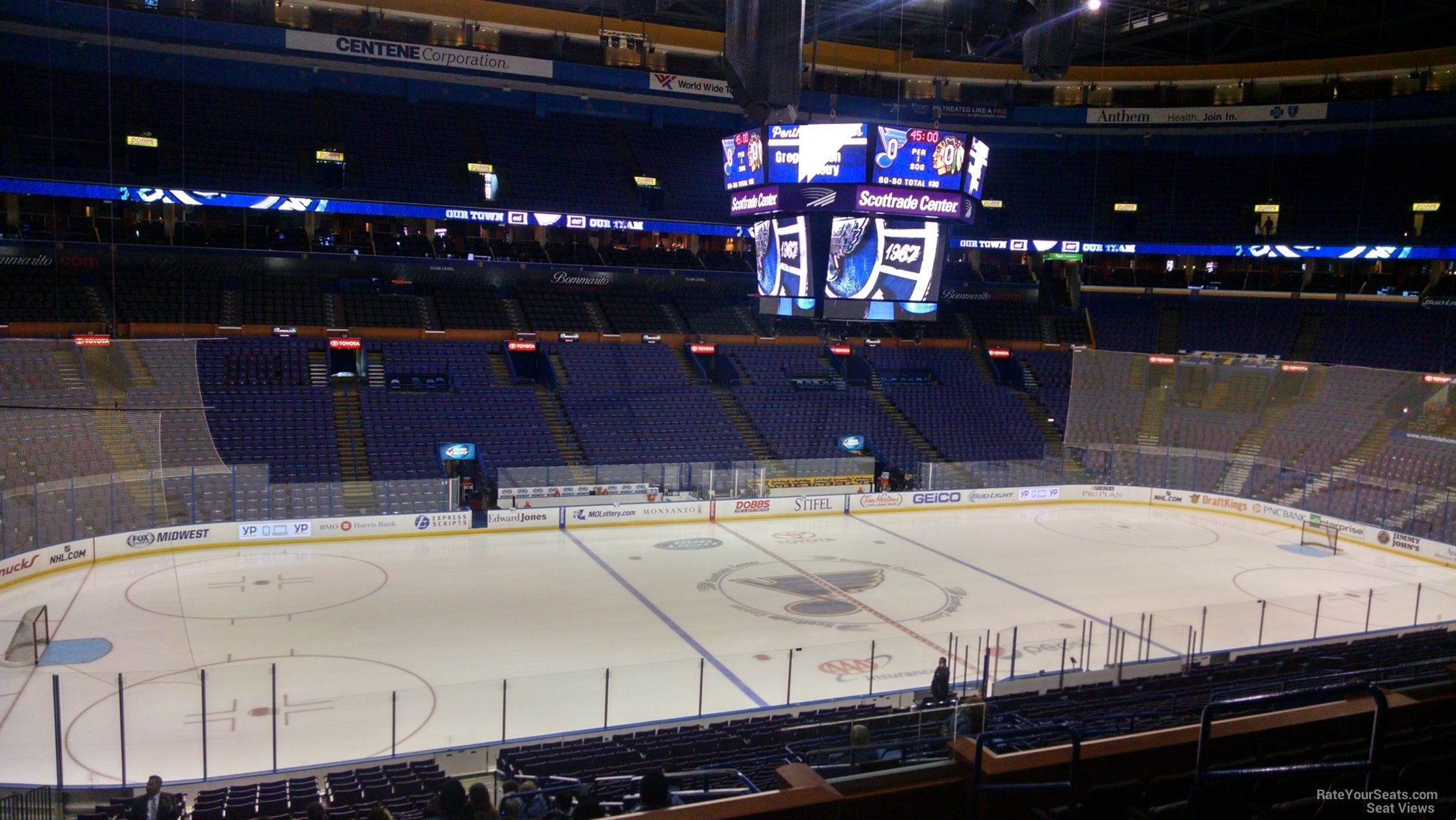 Photo of Scottrade Center - Saint Louis, MO, United States. My favorite  place