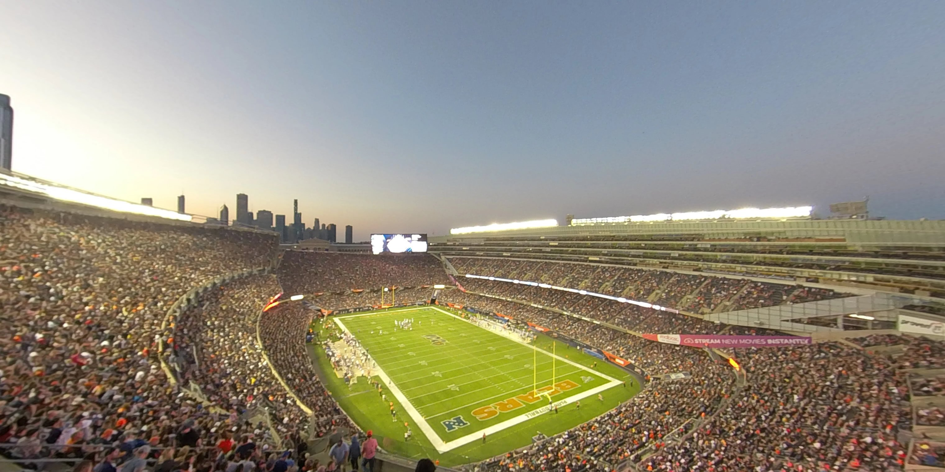 817aaf03 Soldier Field Section 428 - Chicago Bears - RateYourSeats.com