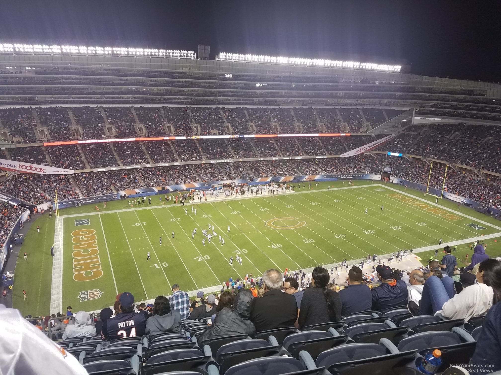 Soldier Field Section 441 Chicago Bears Rateyourseats Com