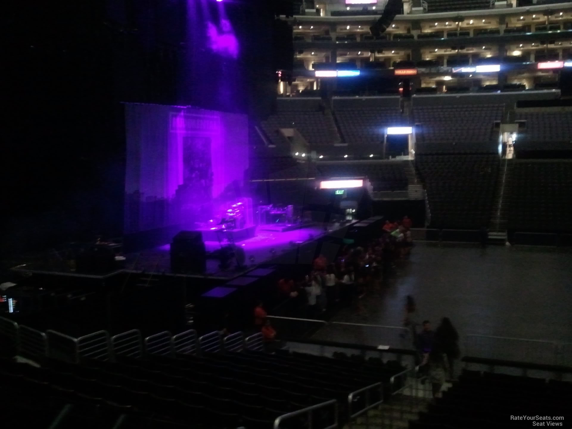 Staples Center Section 113 Concert Seating - RateYourSeats.com