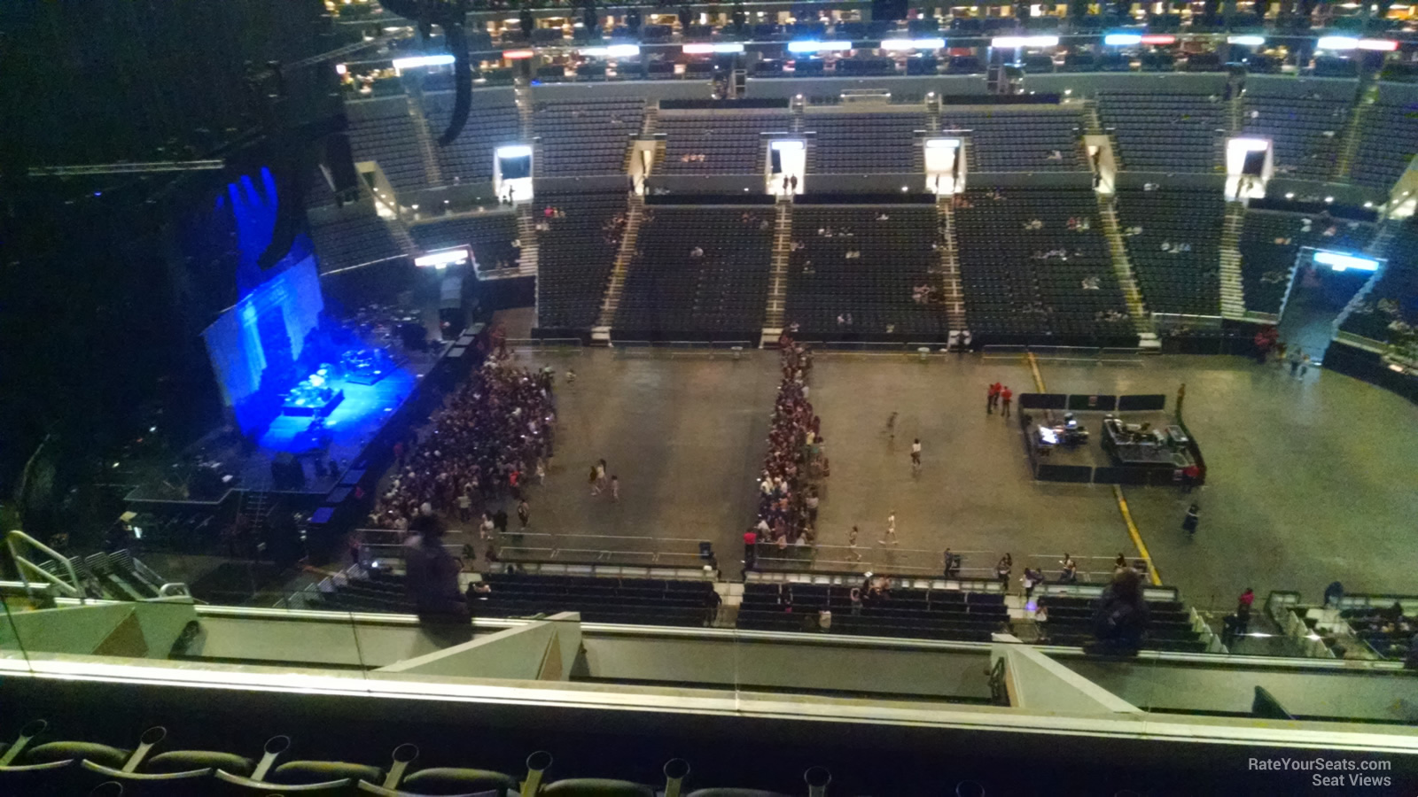 Staples Center Section 318 Concert Seating Rateyourseats Com