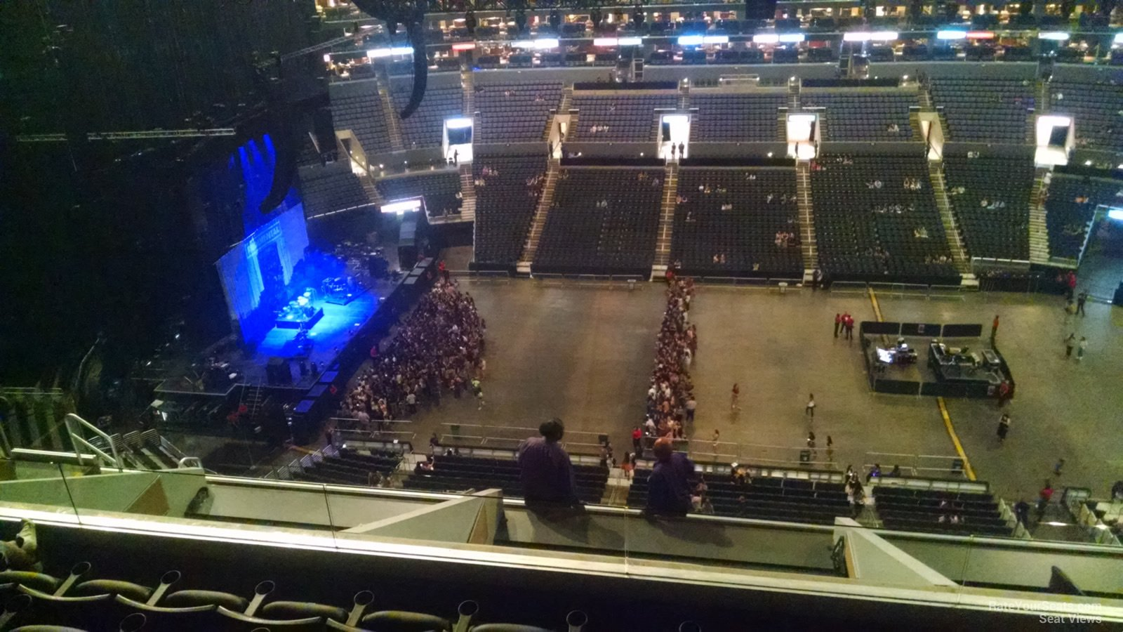 Staples Center Section 318 Concert Seating Rateyourseatscom