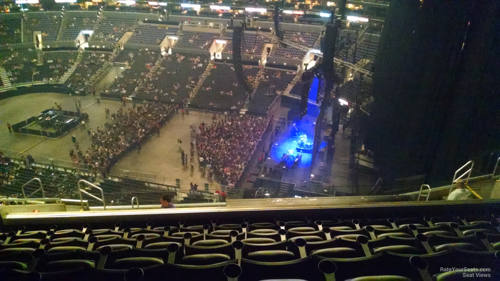 Staples Center Section 332 Concert Seating Rateyourseats Com