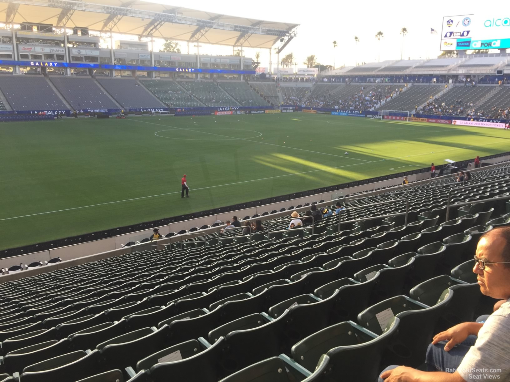 Section 135 at Dignity Health Sports Park - LA Galaxy ...