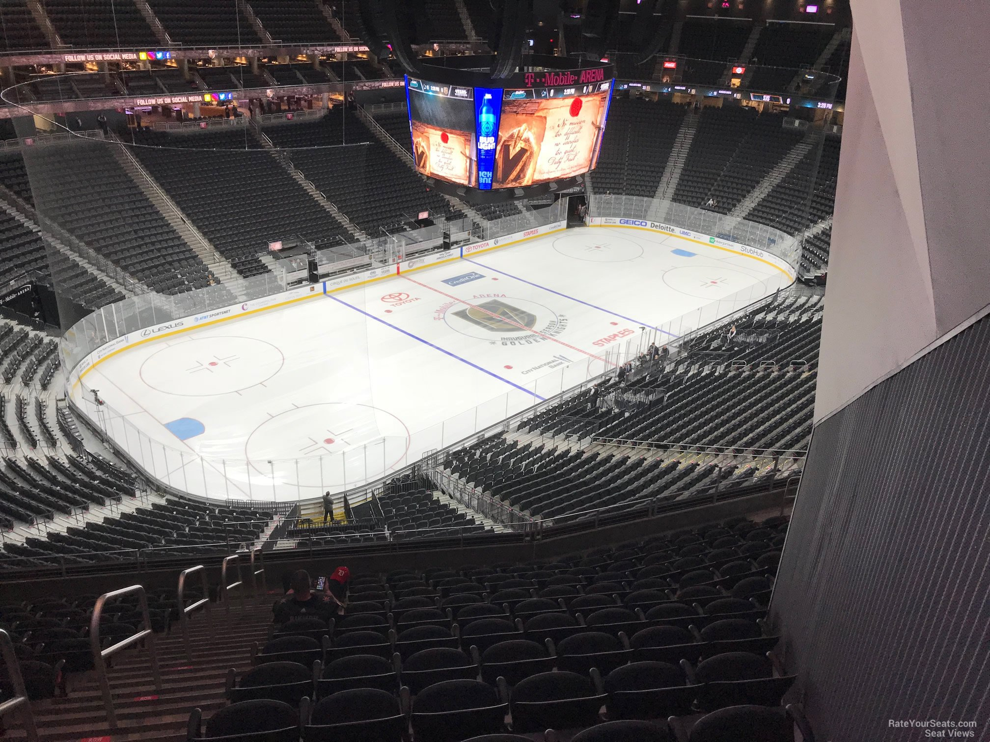 T Mobile Arena Section 219 Vegas Golden Knights