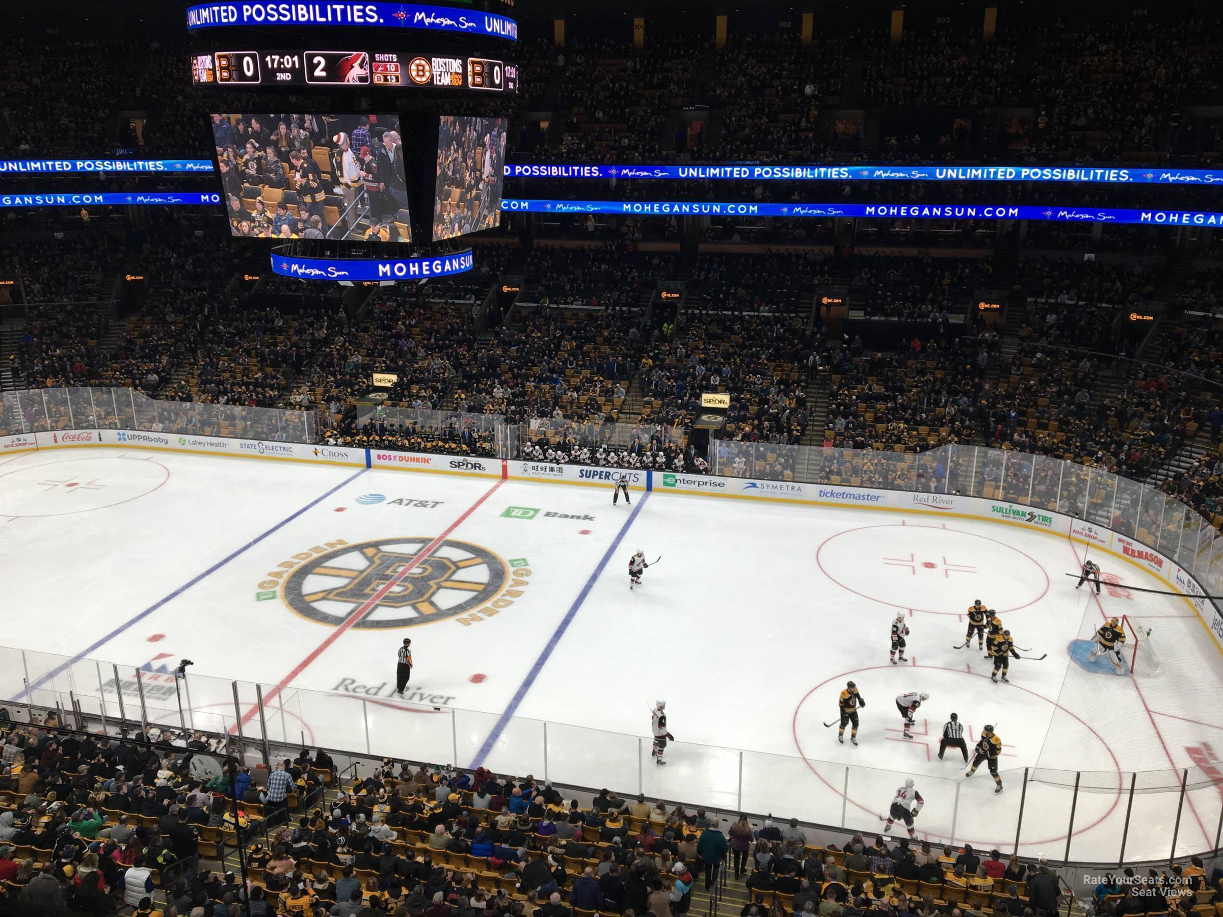 Section 314 seat view