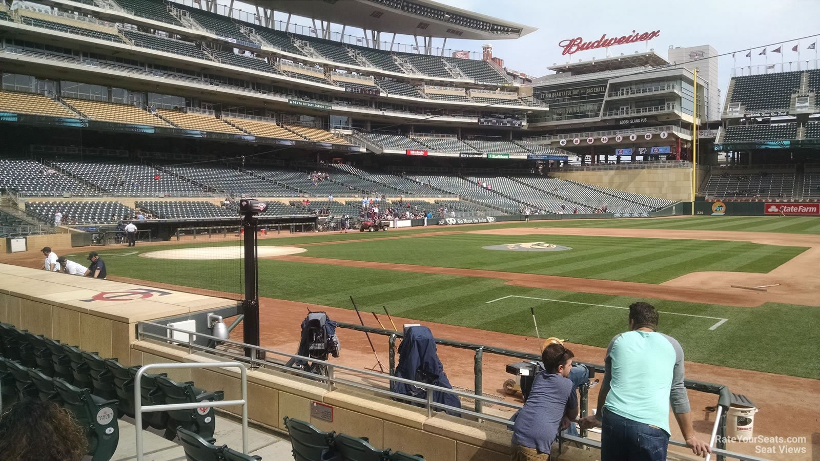 target field section 3
