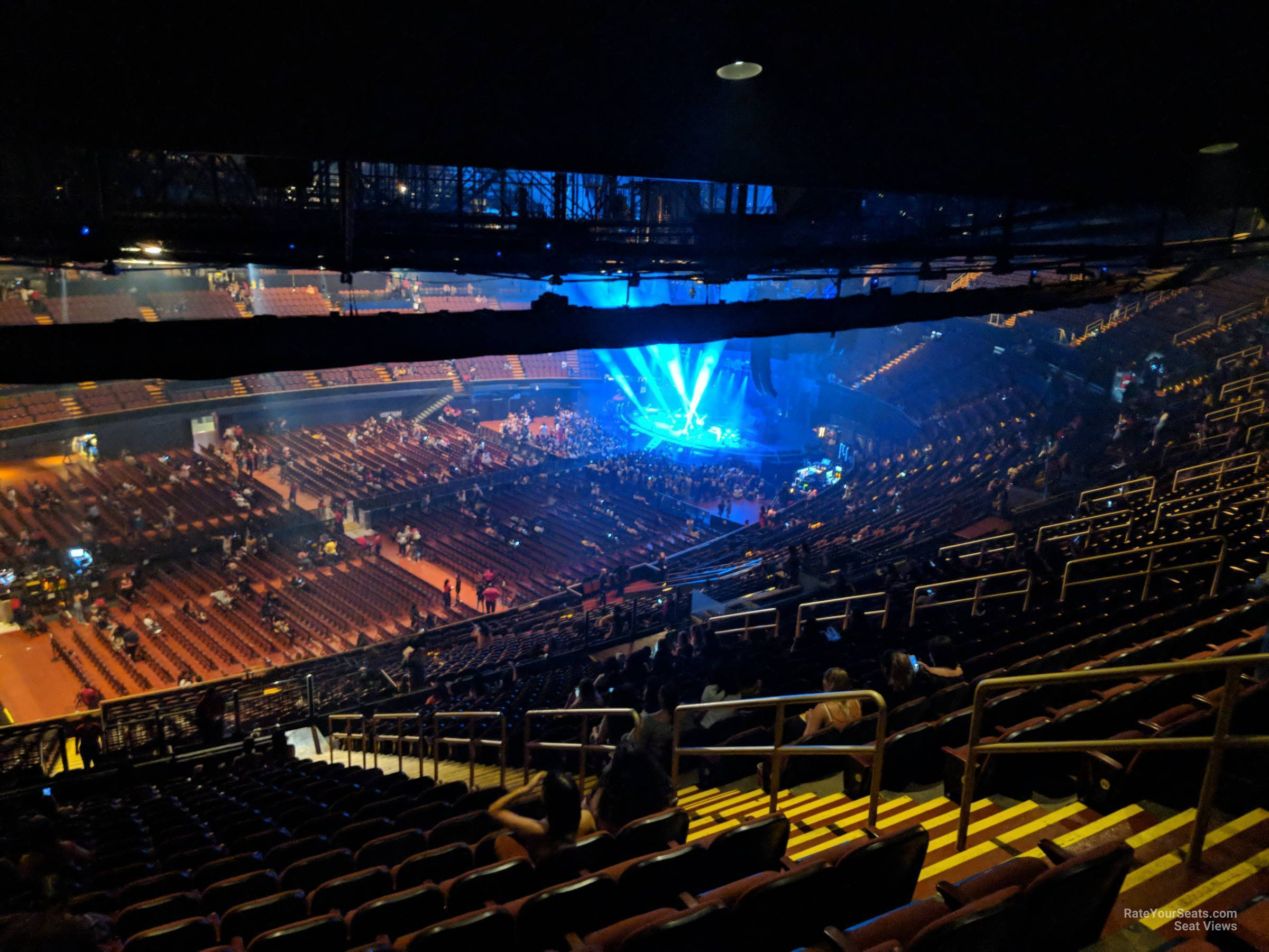 Section 206 At The Forum Rateyourseats Com