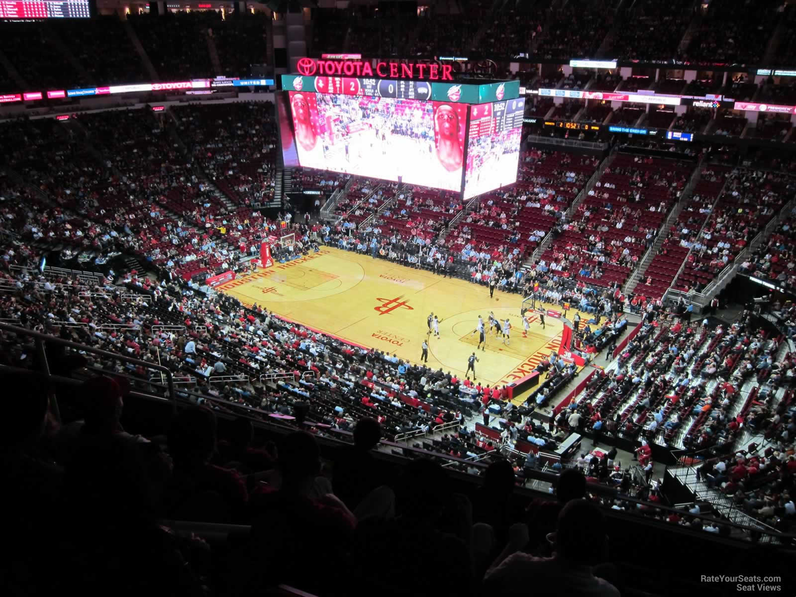 Section 423 seat view