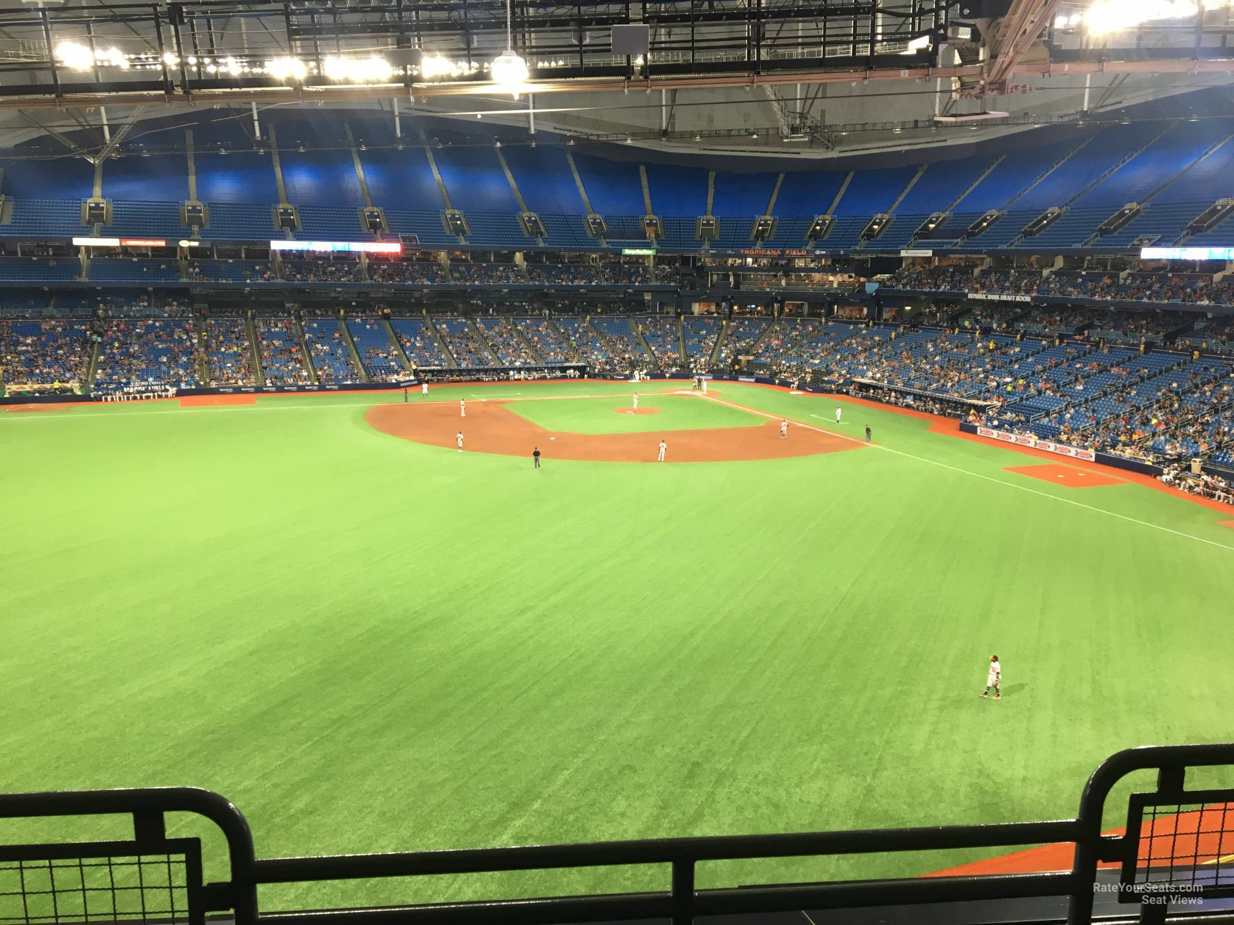 Section 355 seat view