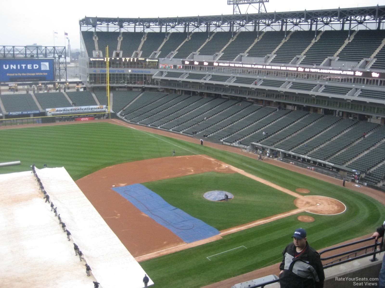US Cellular Field Baseball Stadiums US Cellular Field Seating - Us cellular suite map