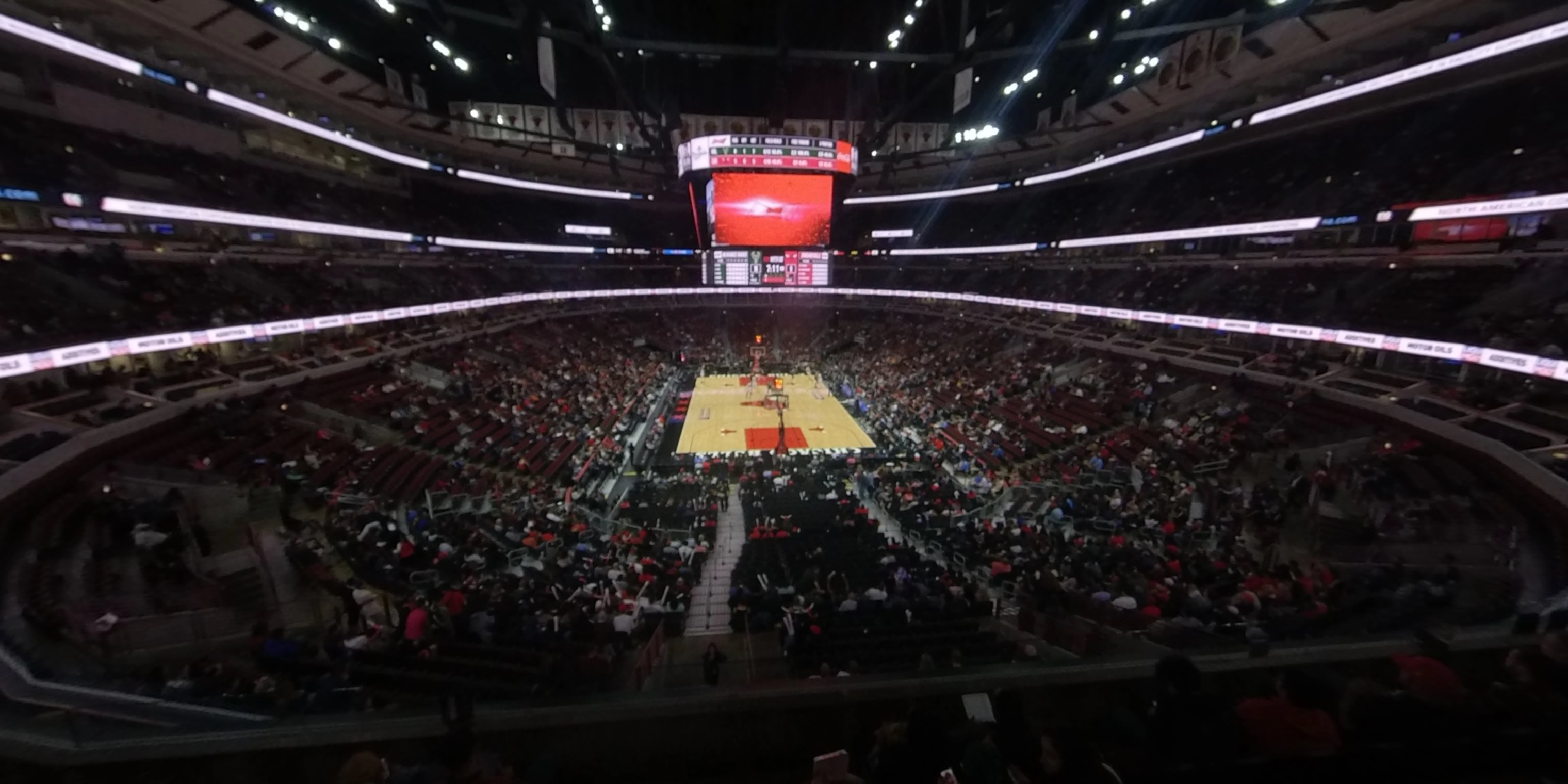 360° Photo From United Center Section 209