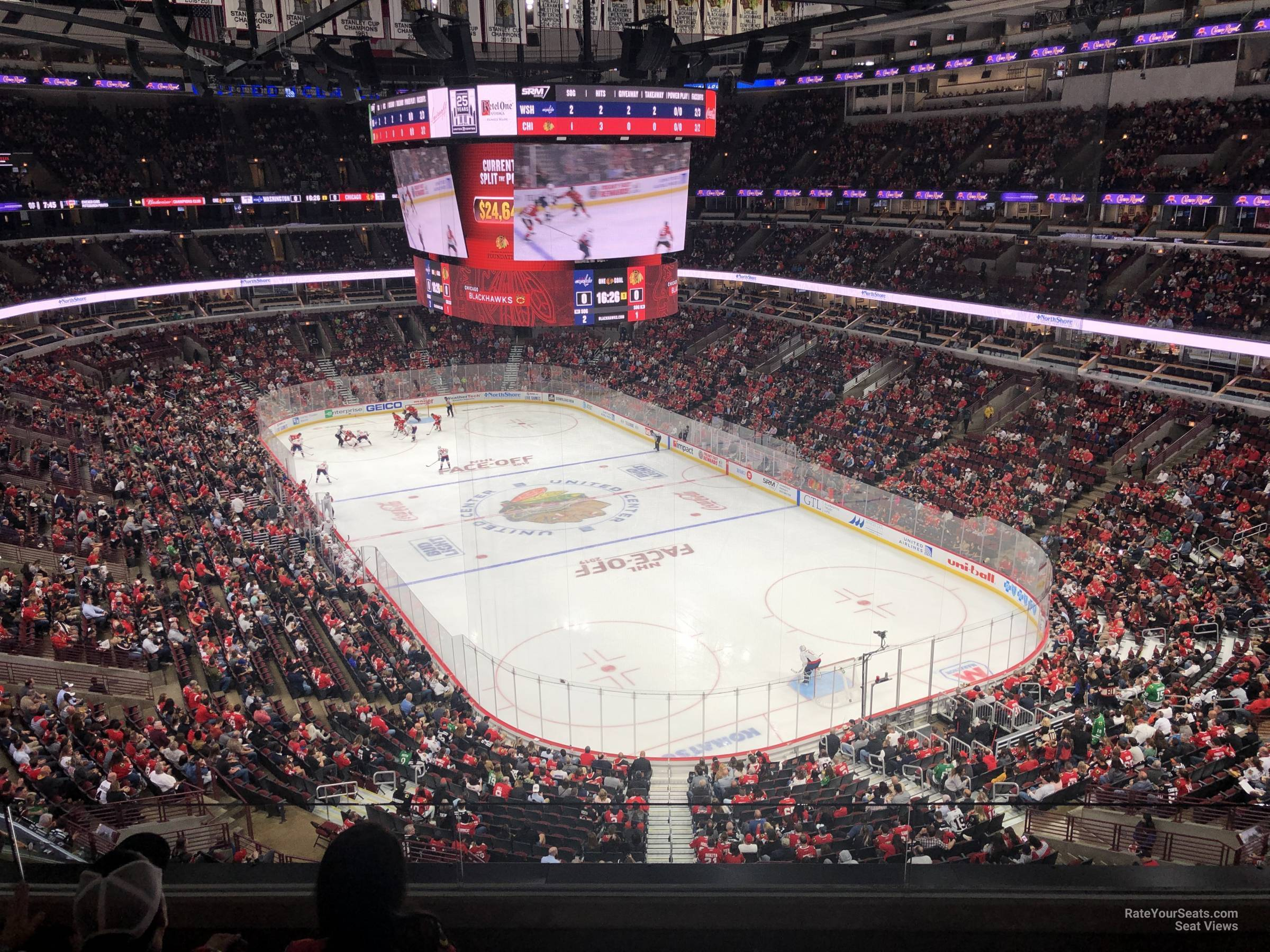 Section 328 seat view