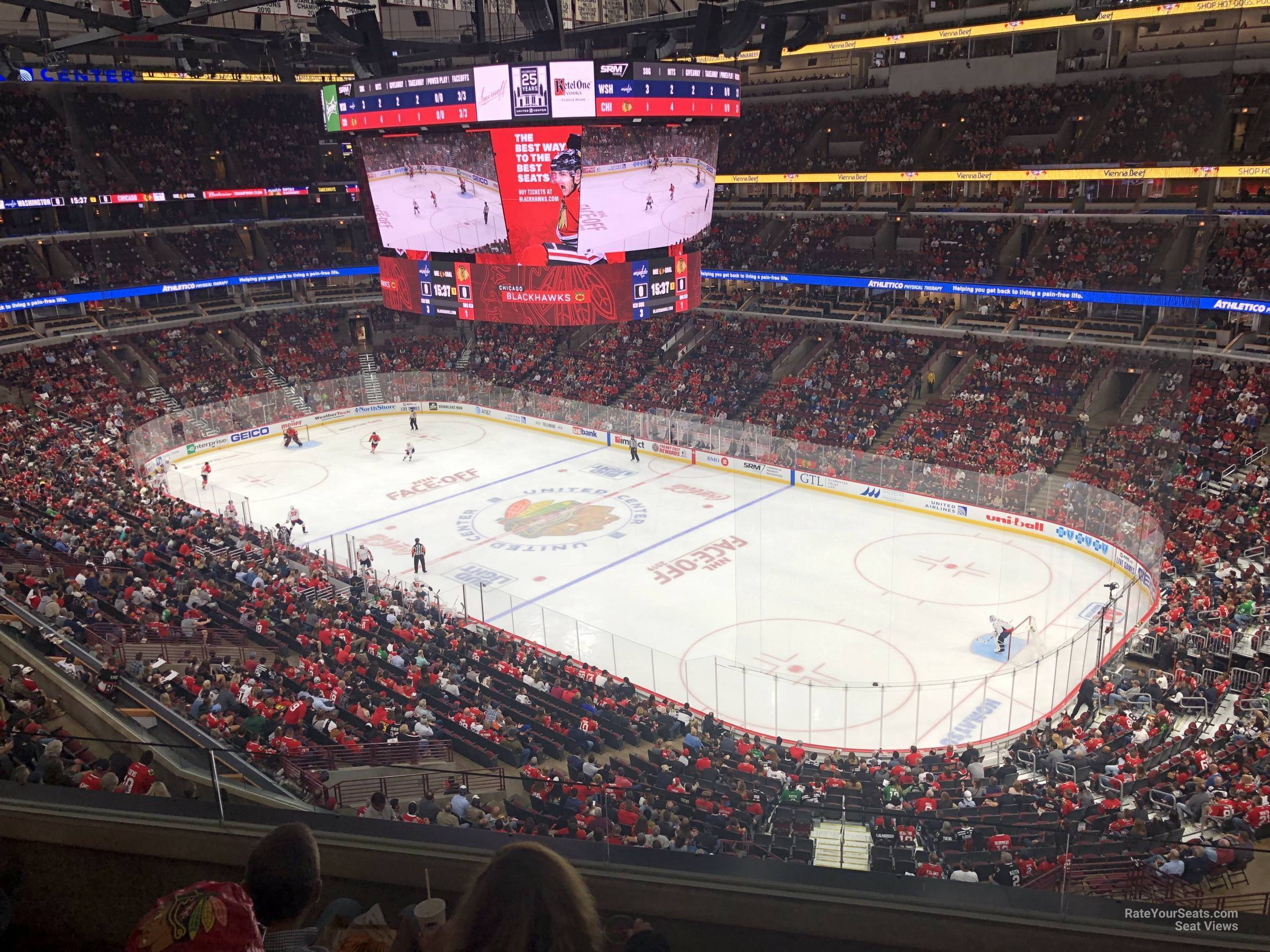 Section 330 seat view