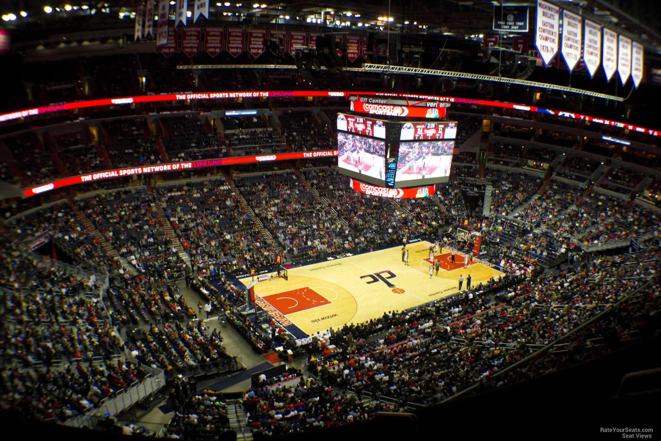 Section 430 seat view