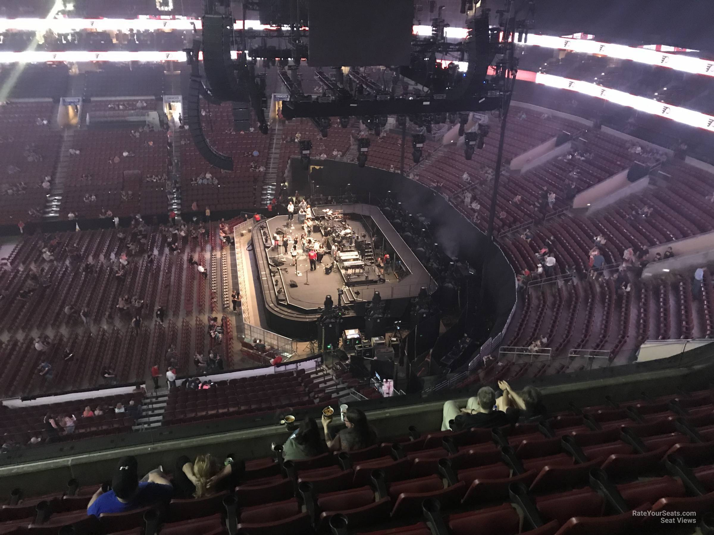 Section 214 seat view